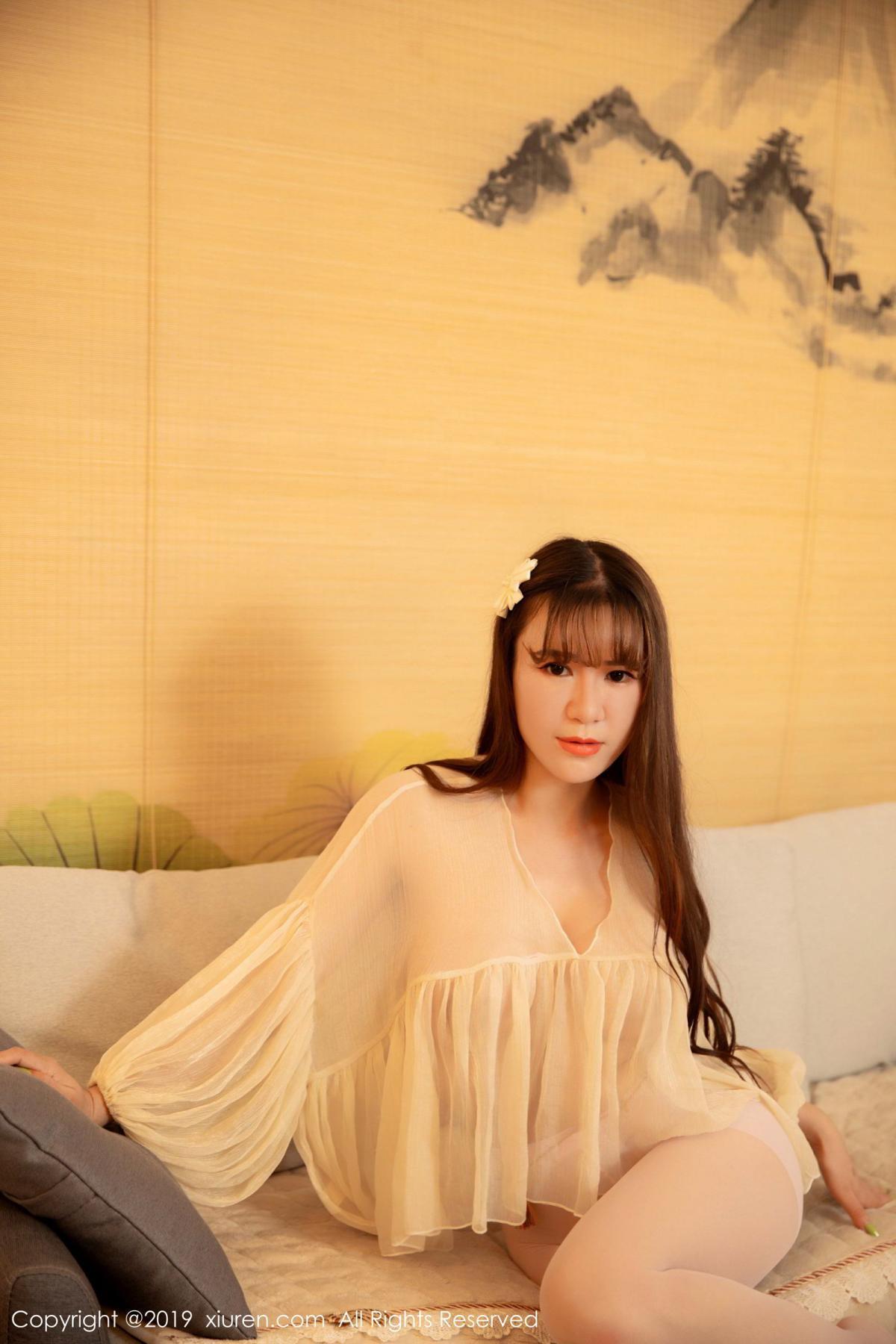 [XiuRen] Vol.1647 Wang Zi Lin 40P, Adult, Kimono, Mature, Wang Zi Lin, Xiuren