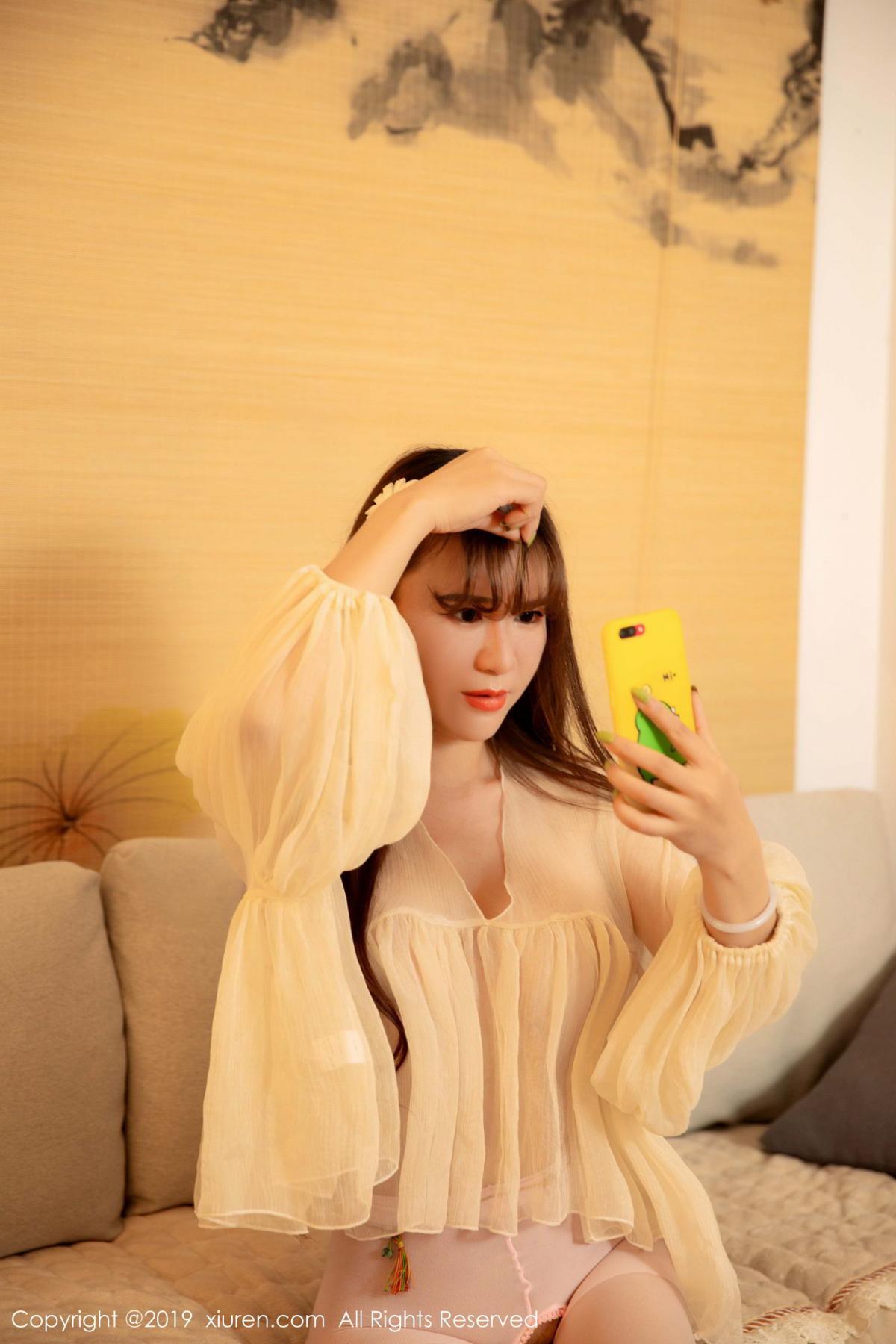[XiuRen] Vol.1647 Wang Zi Lin 42P, Adult, Kimono, Mature, Wang Zi Lin, Xiuren