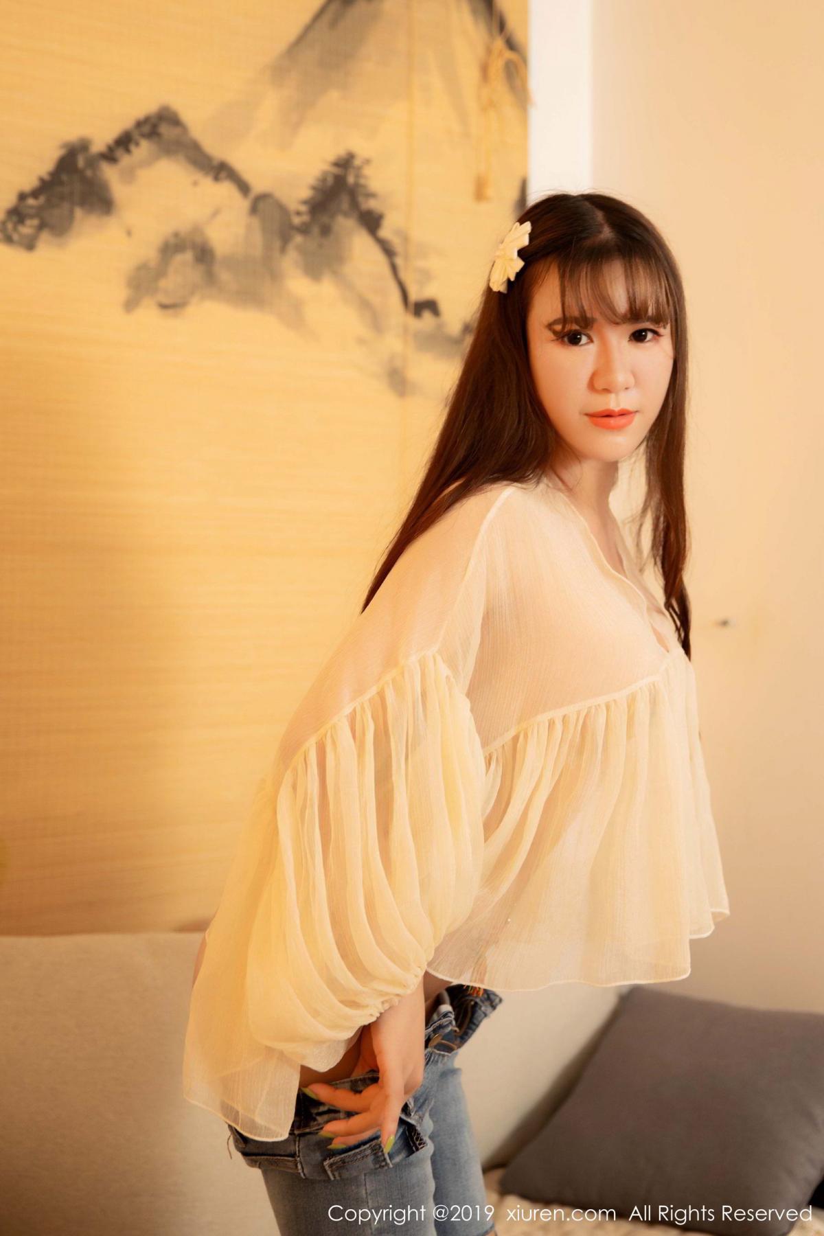 [XiuRen] Vol.1647 Wang Zi Lin 50P, Adult, Kimono, Mature, Wang Zi Lin, Xiuren