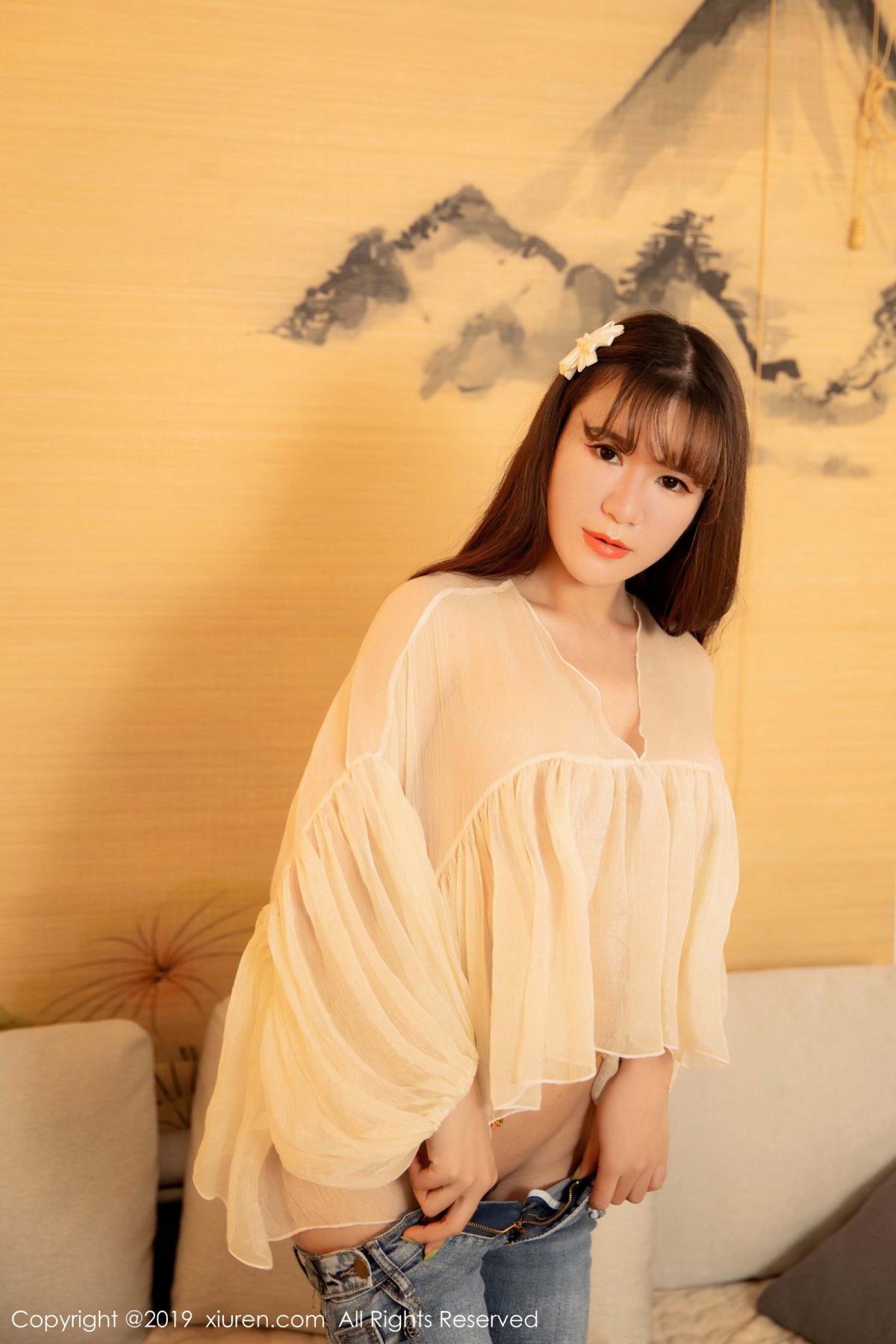 [XiuRen] Vol.1647 Wang Zi Lin 52P, Adult, Kimono, Mature, Wang Zi Lin, Xiuren
