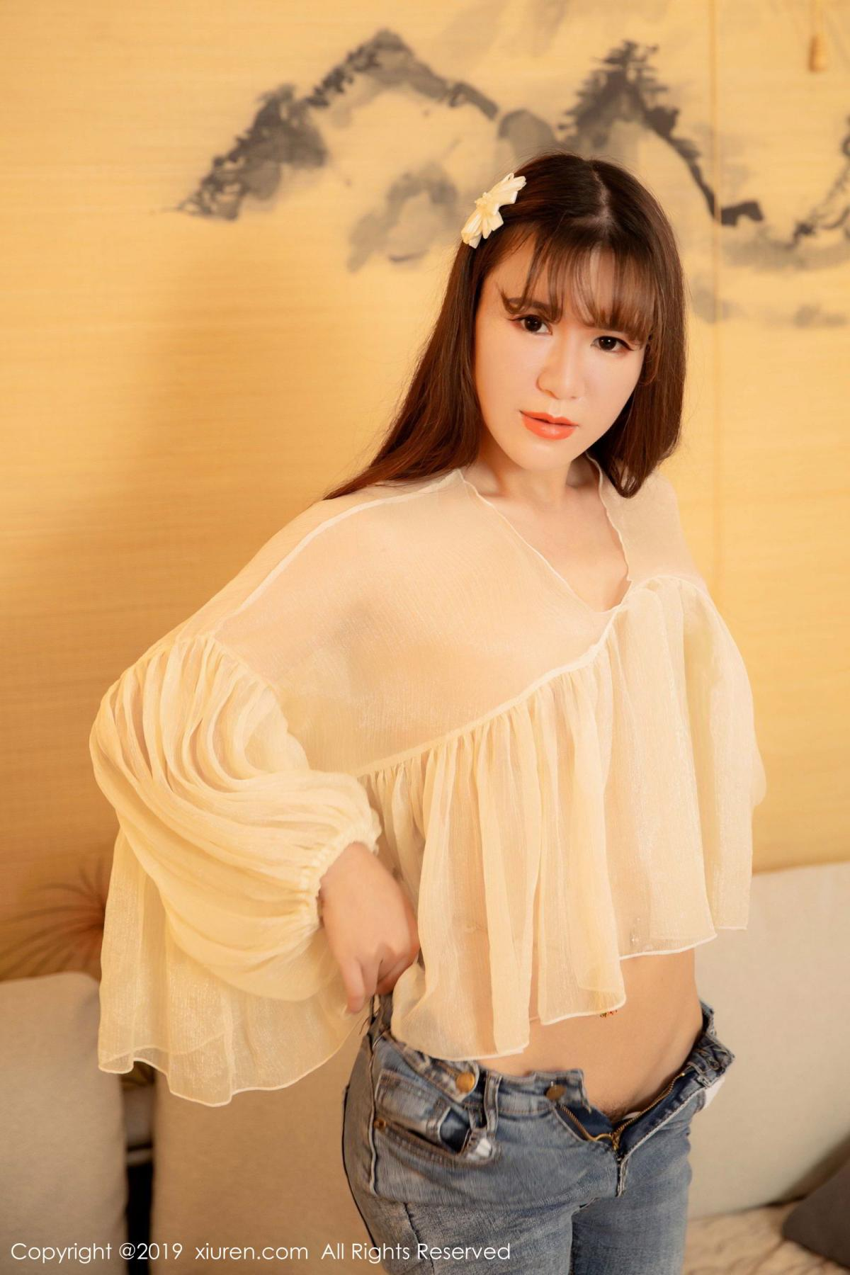 [XiuRen] Vol.1647 Wang Zi Lin 55P, Adult, Kimono, Mature, Wang Zi Lin, Xiuren
