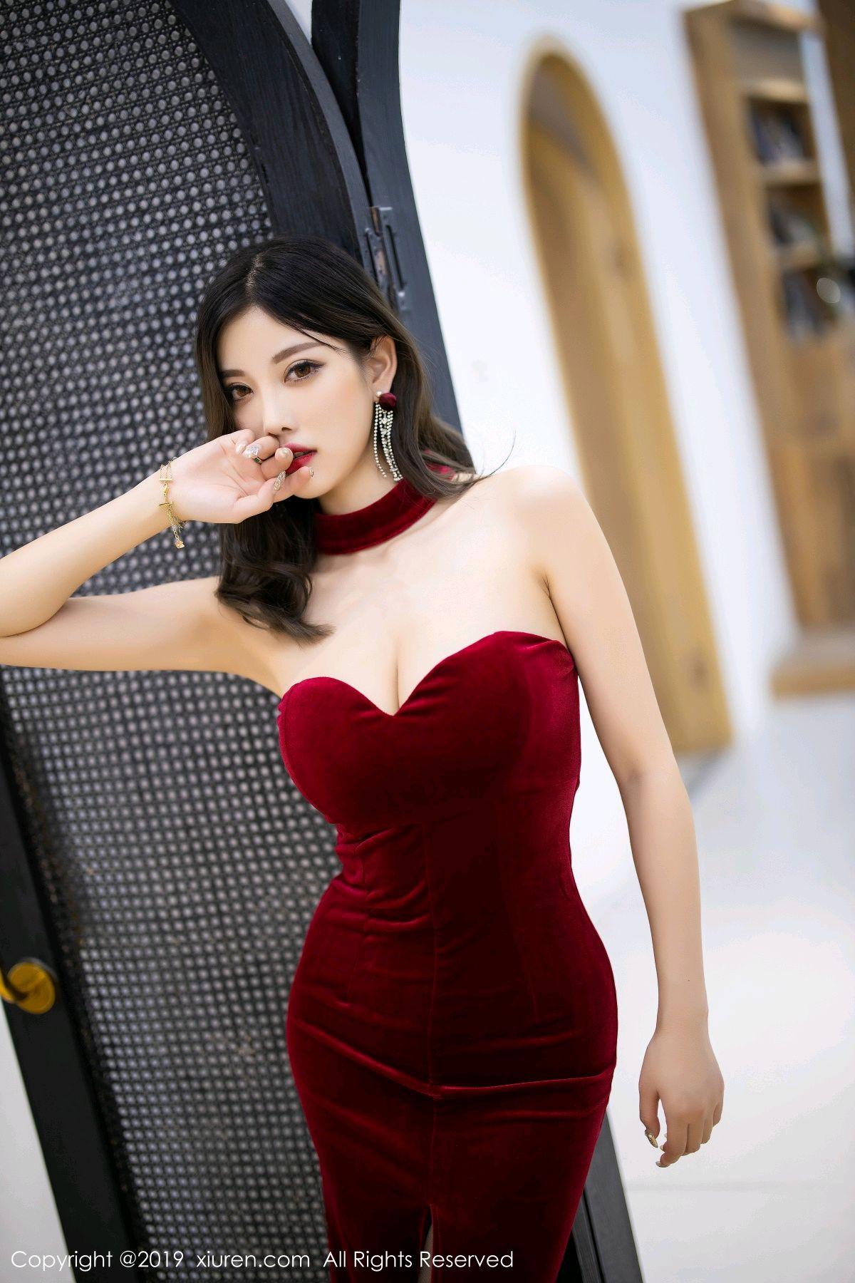 [XiuRen] Vol.1650 Yang Chen Chen 11P, Tall, Underwear, Xiuren, Yang Chen Chen