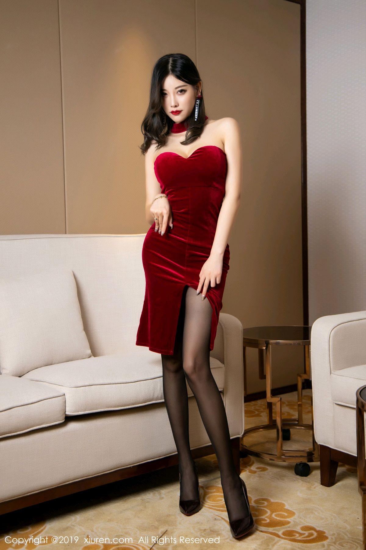 [XiuRen] Vol.1650 Yang Chen Chen 16P, Tall, Underwear, Xiuren, Yang Chen Chen