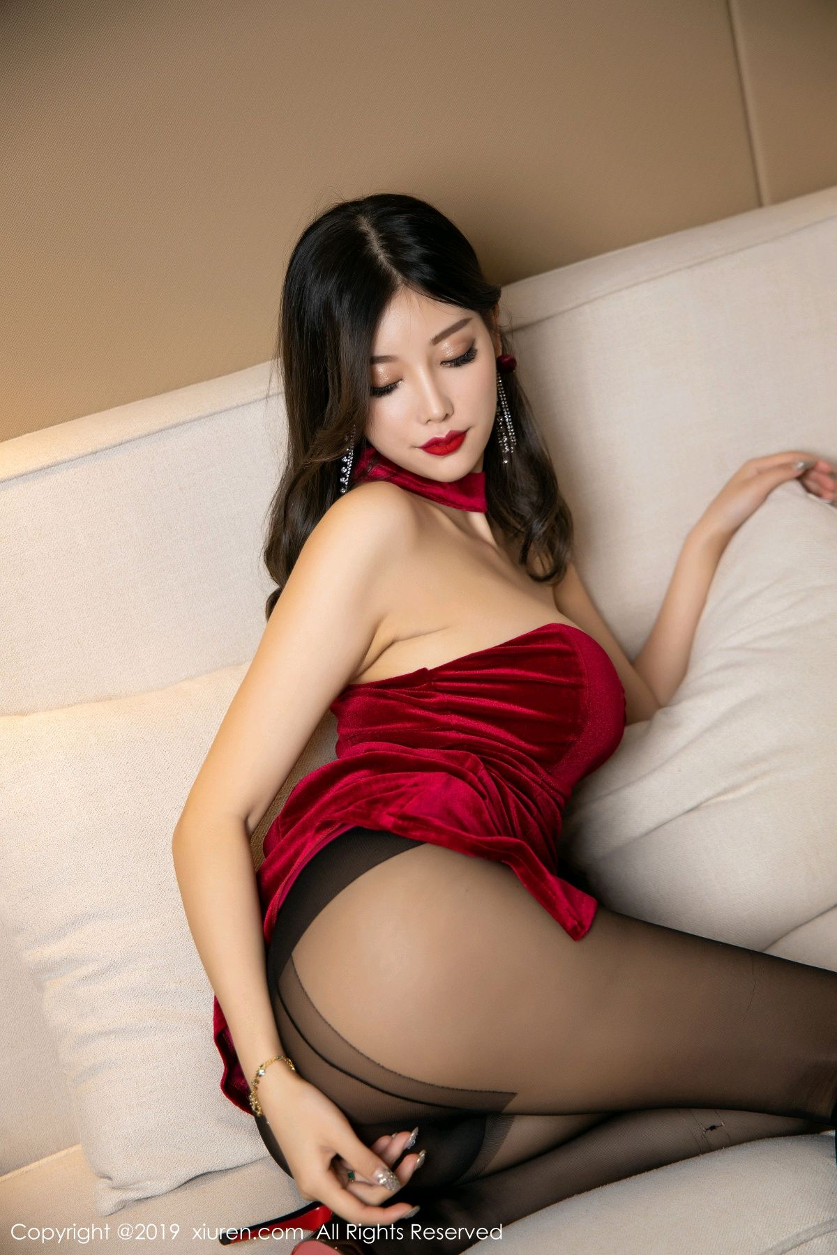 [XiuRen] Vol.1650 Yang Chen Chen 29P, Tall, Underwear, Xiuren, Yang Chen Chen