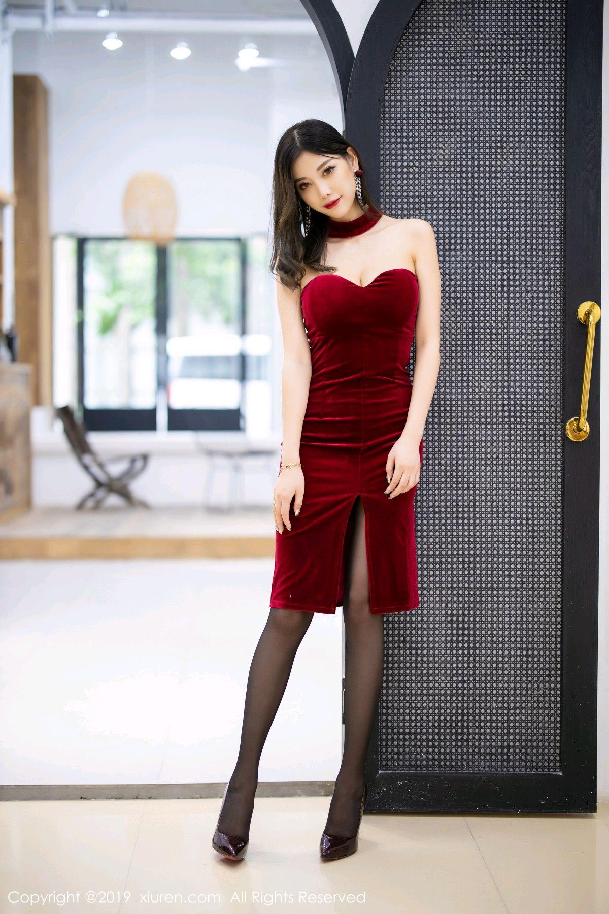 [XiuRen] Vol.1650 Yang Chen Chen 2P, Tall, Underwear, Xiuren, Yang Chen Chen