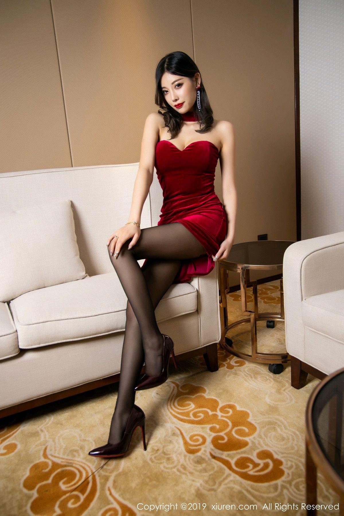 [XiuRen] Vol.1650 Yang Chen Chen 3P, Tall, Underwear, Xiuren, Yang Chen Chen