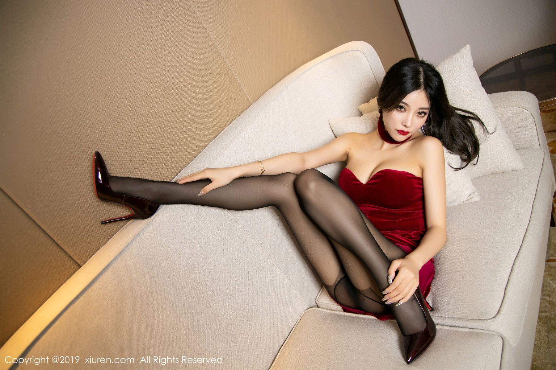 [XiuRen] Vol.1650 Yang Chen Chen 44P, Tall, Underwear, Xiuren, Yang Chen Chen