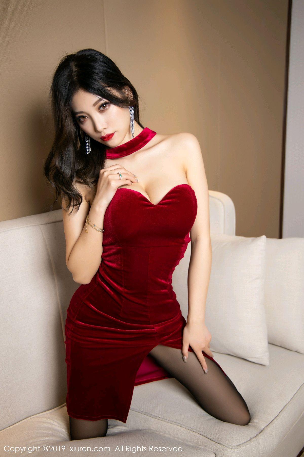 [XiuRen] Vol.1650 Yang Chen Chen 51P, Tall, Underwear, Xiuren, Yang Chen Chen