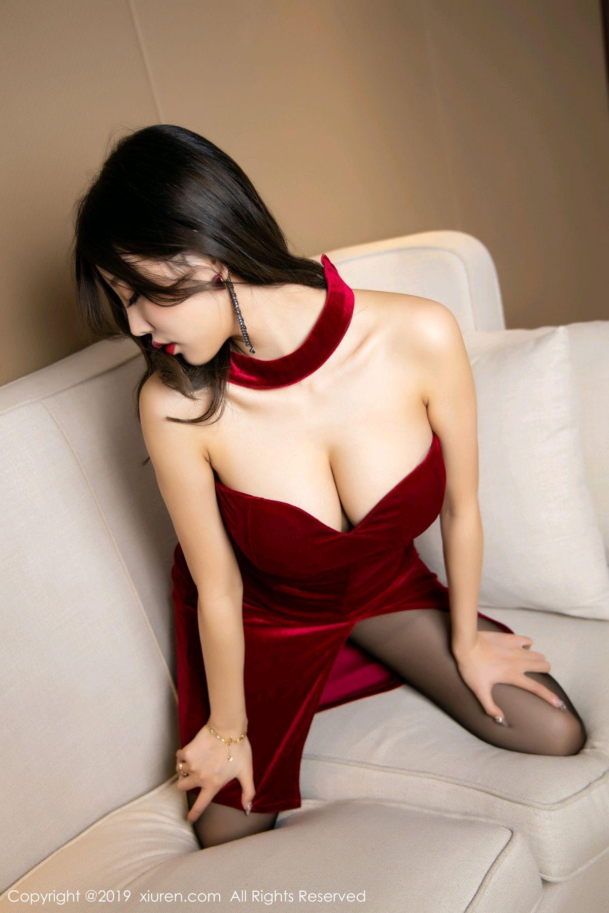 [XiuRen] Vol.1650 Yang Chen Chen 52P, Tall, Underwear, Xiuren, Yang Chen Chen