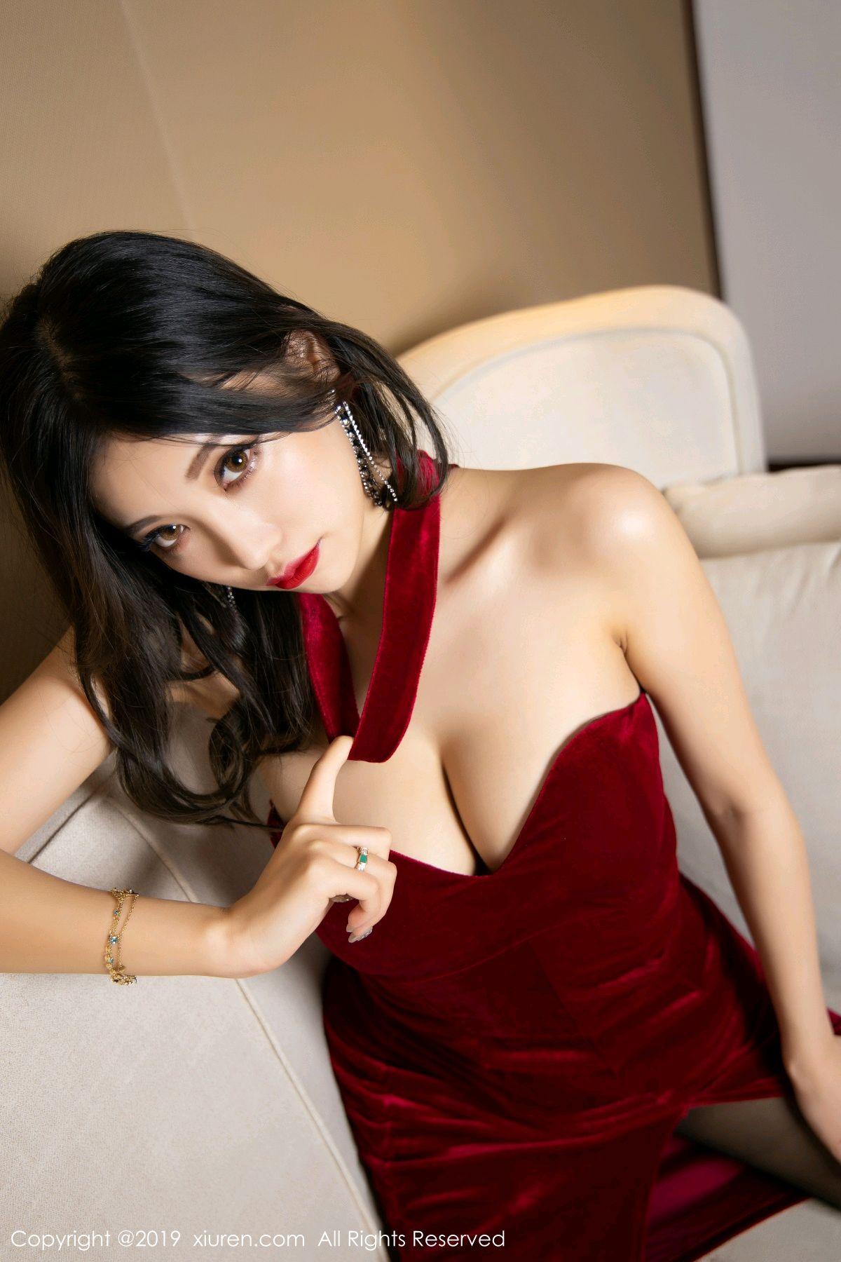 [XiuRen] Vol.1650 Yang Chen Chen 54P, Tall, Underwear, Xiuren, Yang Chen Chen