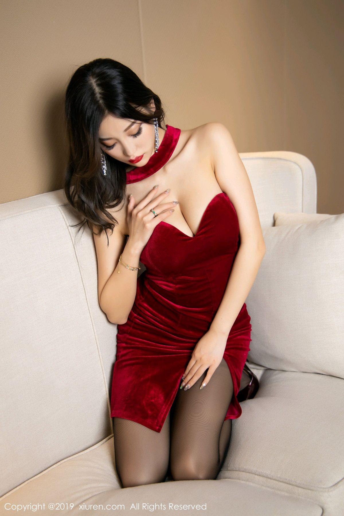 [XiuRen] Vol.1650 Yang Chen Chen 5P, Tall, Underwear, Xiuren, Yang Chen Chen