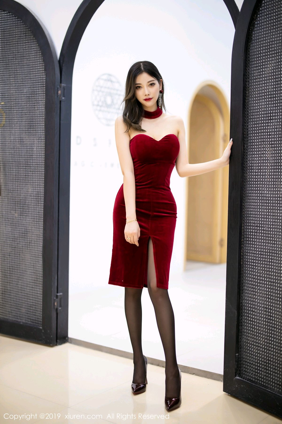 [XiuRen] Vol.1650 Yang Chen Chen 6P, Tall, Underwear, Xiuren, Yang Chen Chen