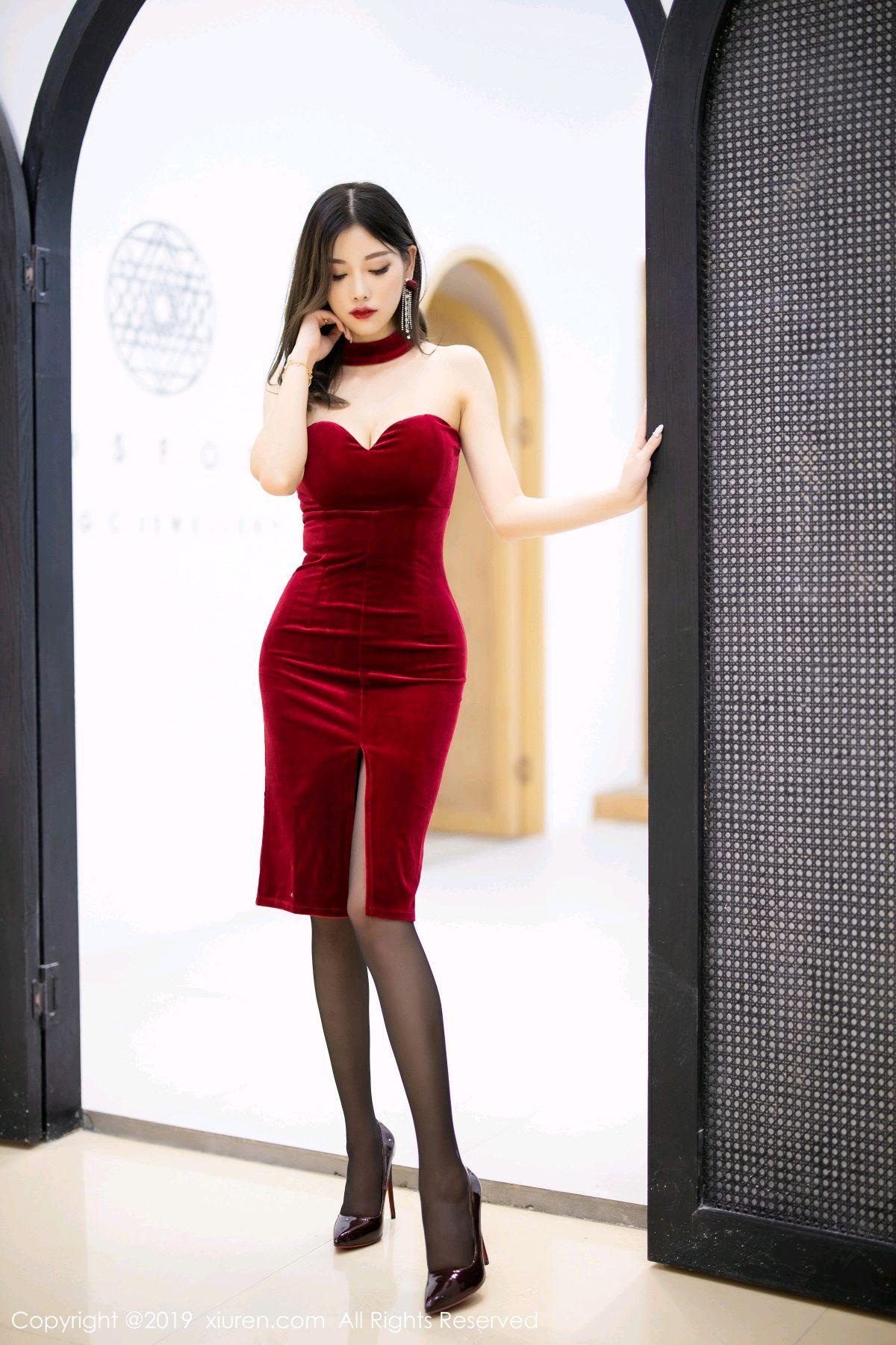 [XiuRen] Vol.1650 Yang Chen Chen 7P, Tall, Underwear, Xiuren, Yang Chen Chen