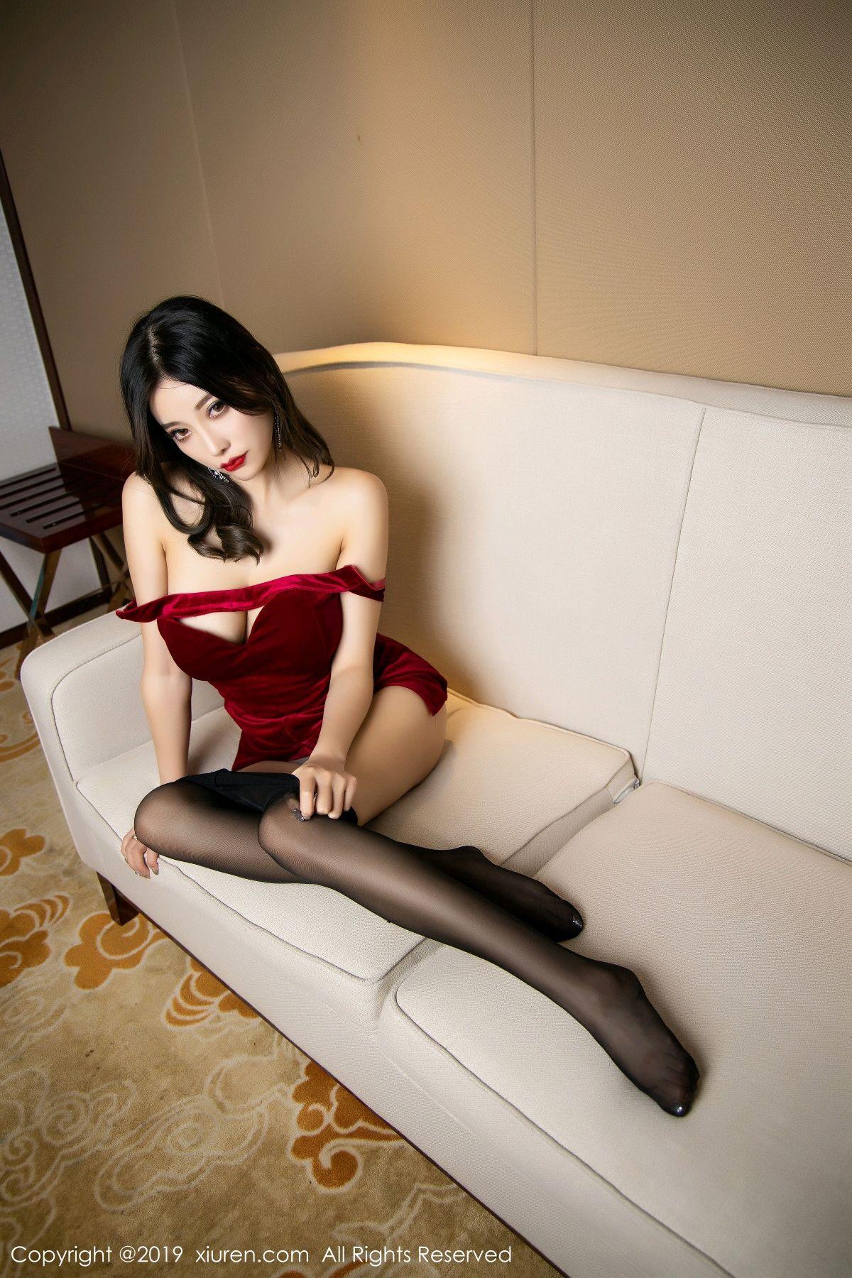 [XiuRen] Vol.1650 Yang Chen Chen 89P, Tall, Underwear, Xiuren, Yang Chen Chen