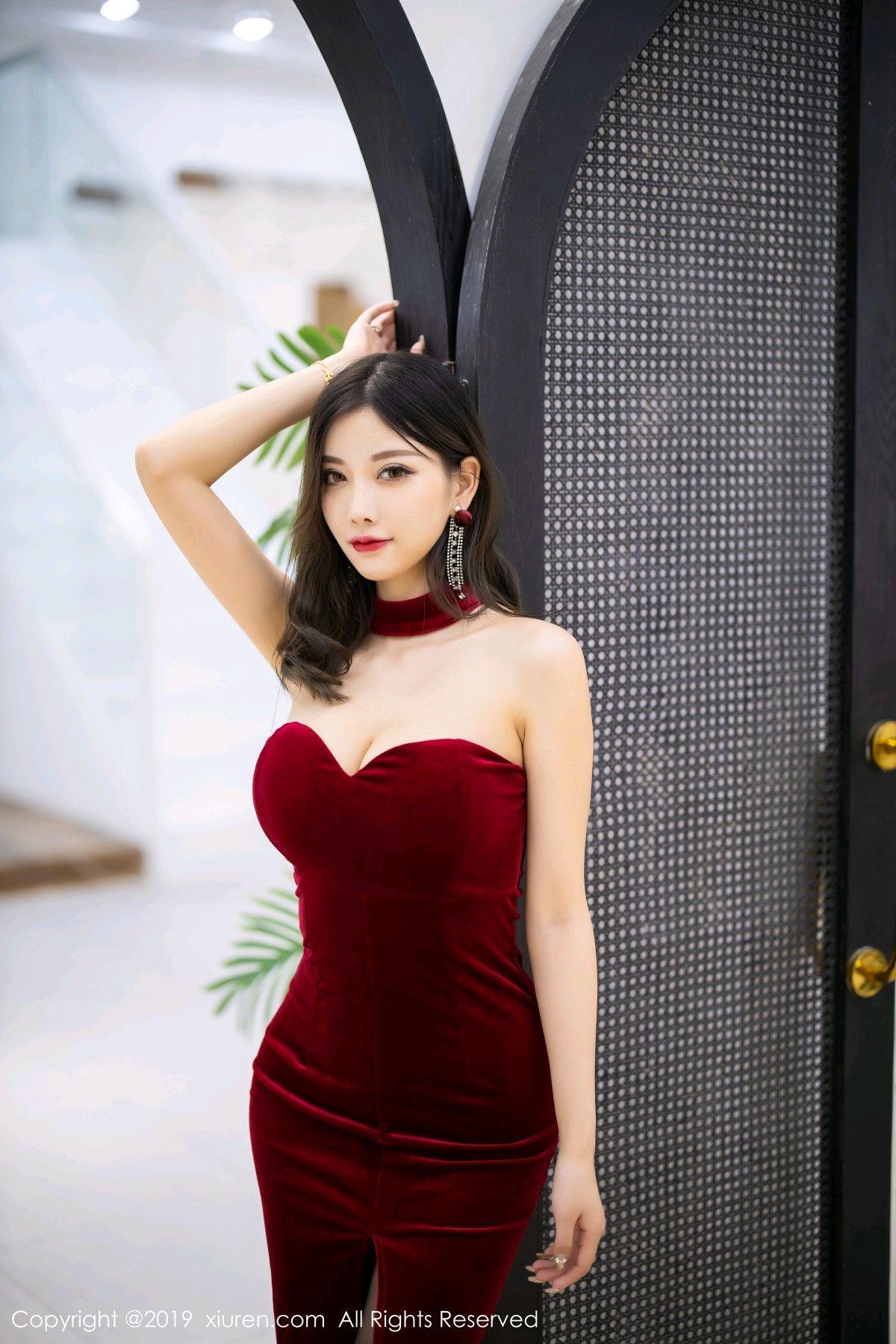 [XiuRen] Vol.1650 Yang Chen Chen 8P, Tall, Underwear, Xiuren, Yang Chen Chen