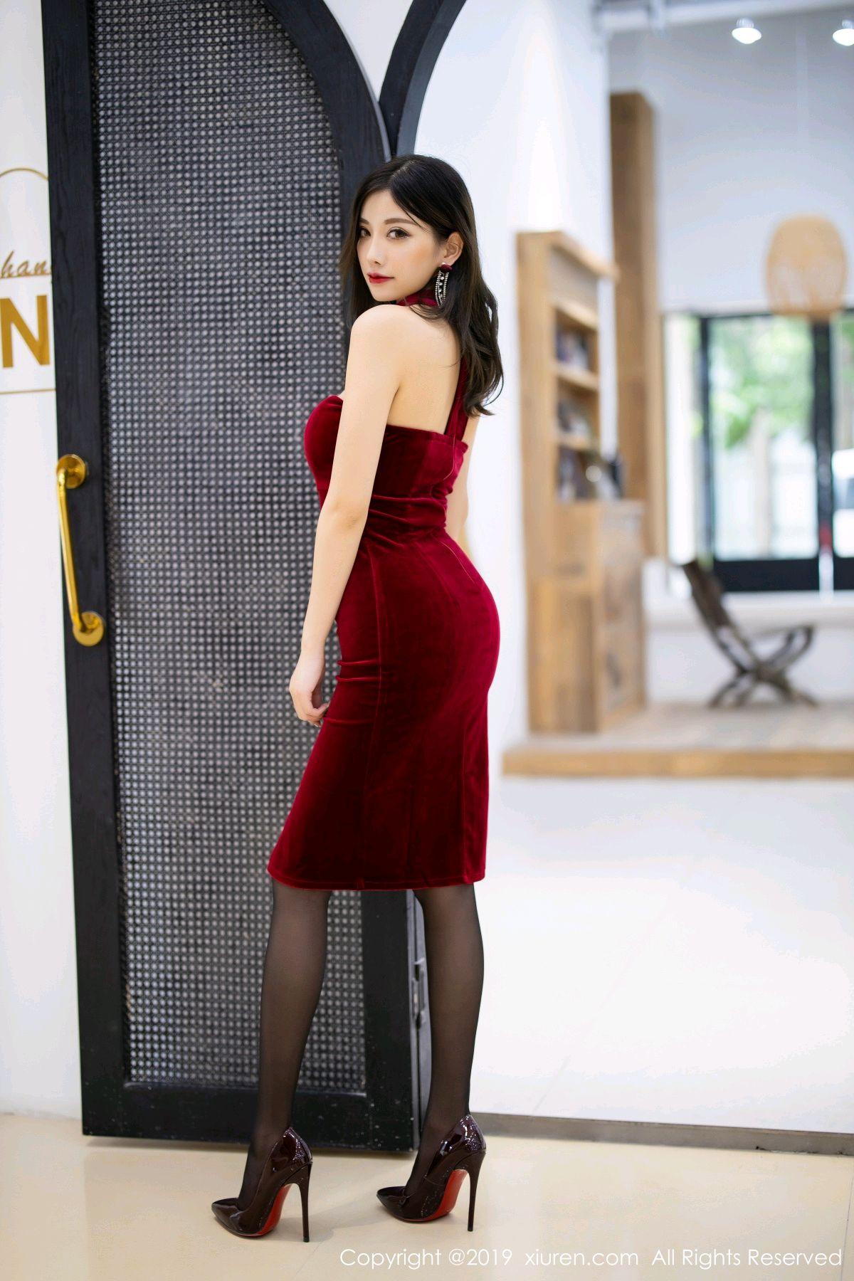 [XiuRen] Vol.1650 Yang Chen Chen 9P, Tall, Underwear, Xiuren, Yang Chen Chen