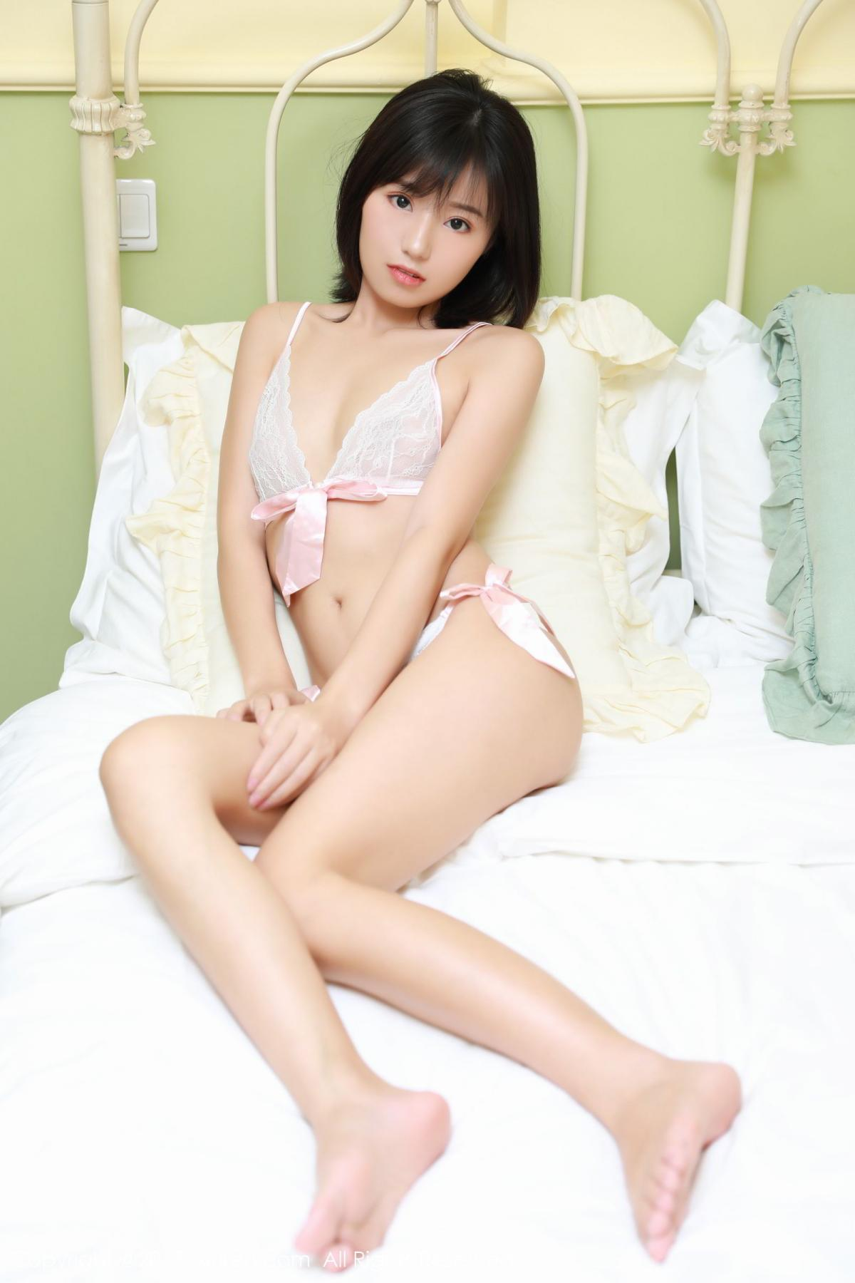 [XiuRen] Vol.1651 Cang Jing You Xiang 11P, Cang Jing You Xiang, Underwear, Xiuren