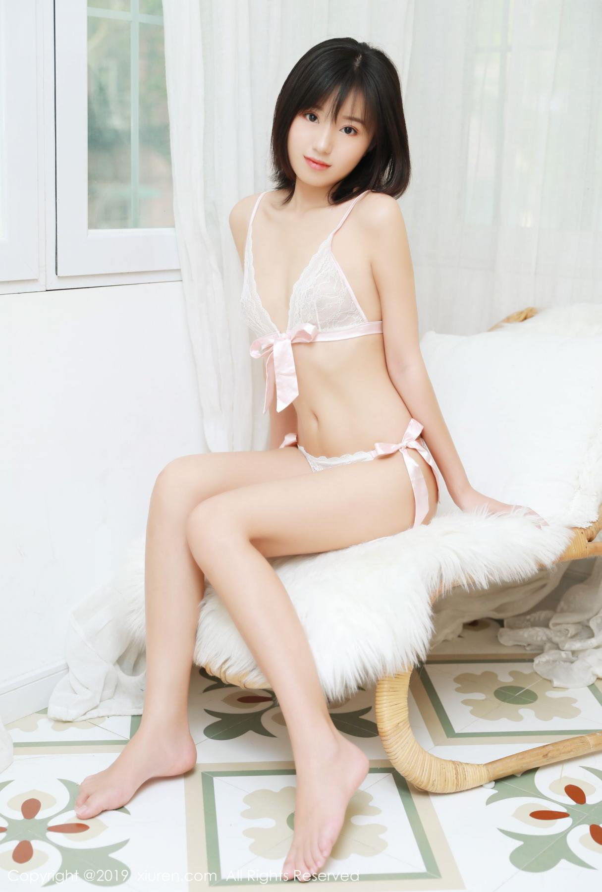[XiuRen] Vol.1651 Cang Jing You Xiang 8P, Cang Jing You Xiang, Underwear, Xiuren
