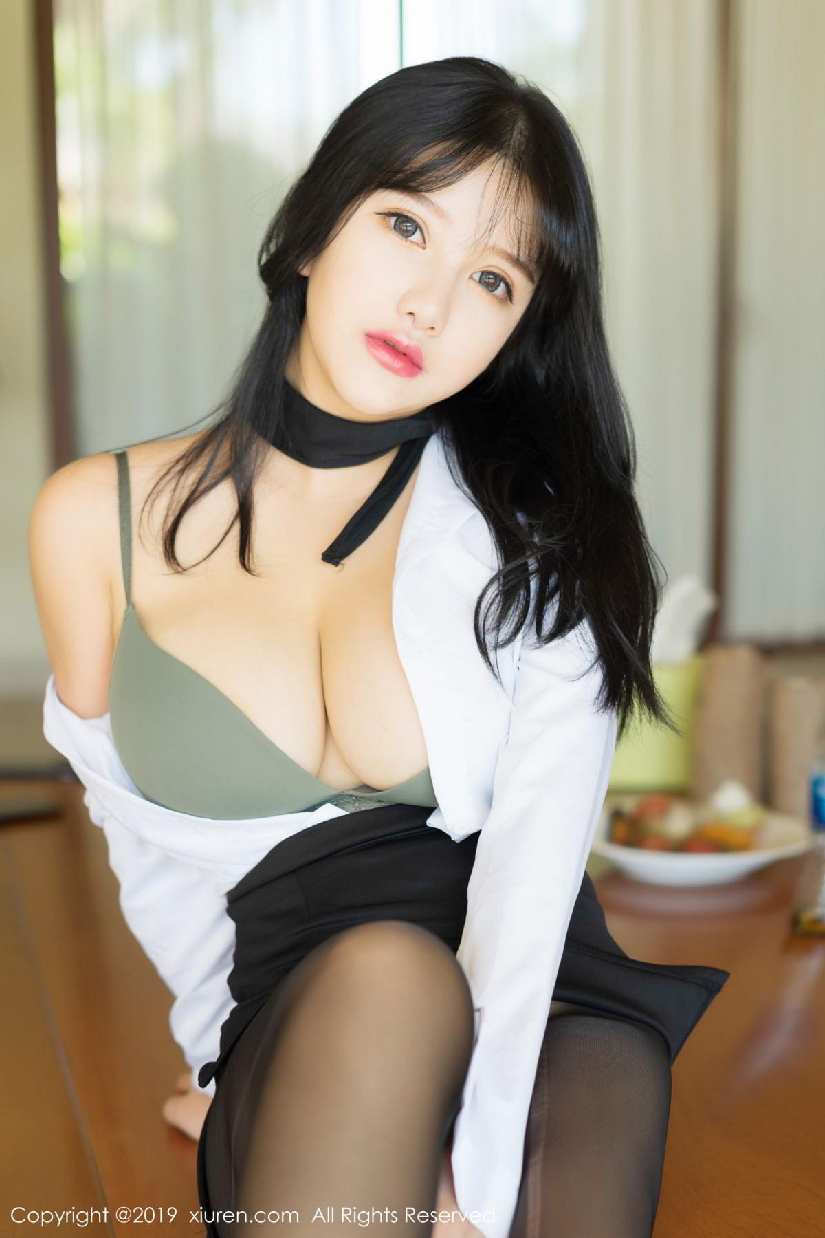 [XiuRen] Vol.1653 Lu Lu Xiao Miao 14P, Lu Lu Xiao Miao, Underwear, Xiuren