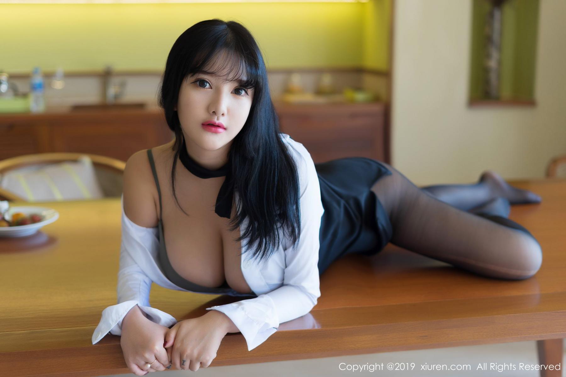 [XiuRen] Vol.1653 Lu Lu Xiao Miao 23P, Lu Lu Xiao Miao, Underwear, Xiuren
