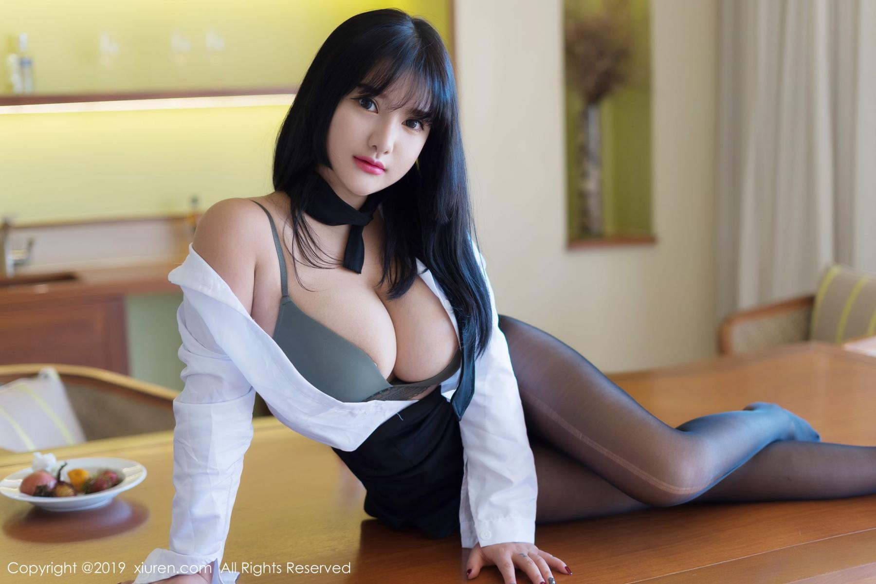 [XiuRen] Vol.1653 Lu Lu Xiao Miao 24P, Lu Lu Xiao Miao, Underwear, Xiuren