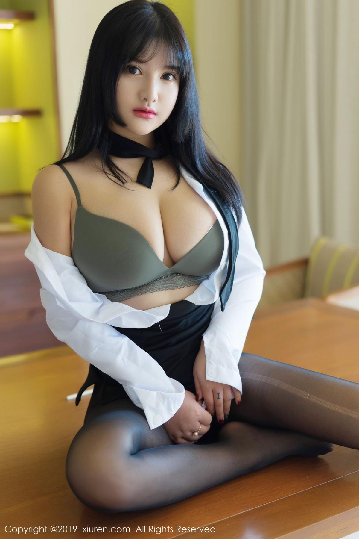 [XiuRen] Vol.1653 Lu Lu Xiao Miao 25P, Lu Lu Xiao Miao, Underwear, Xiuren