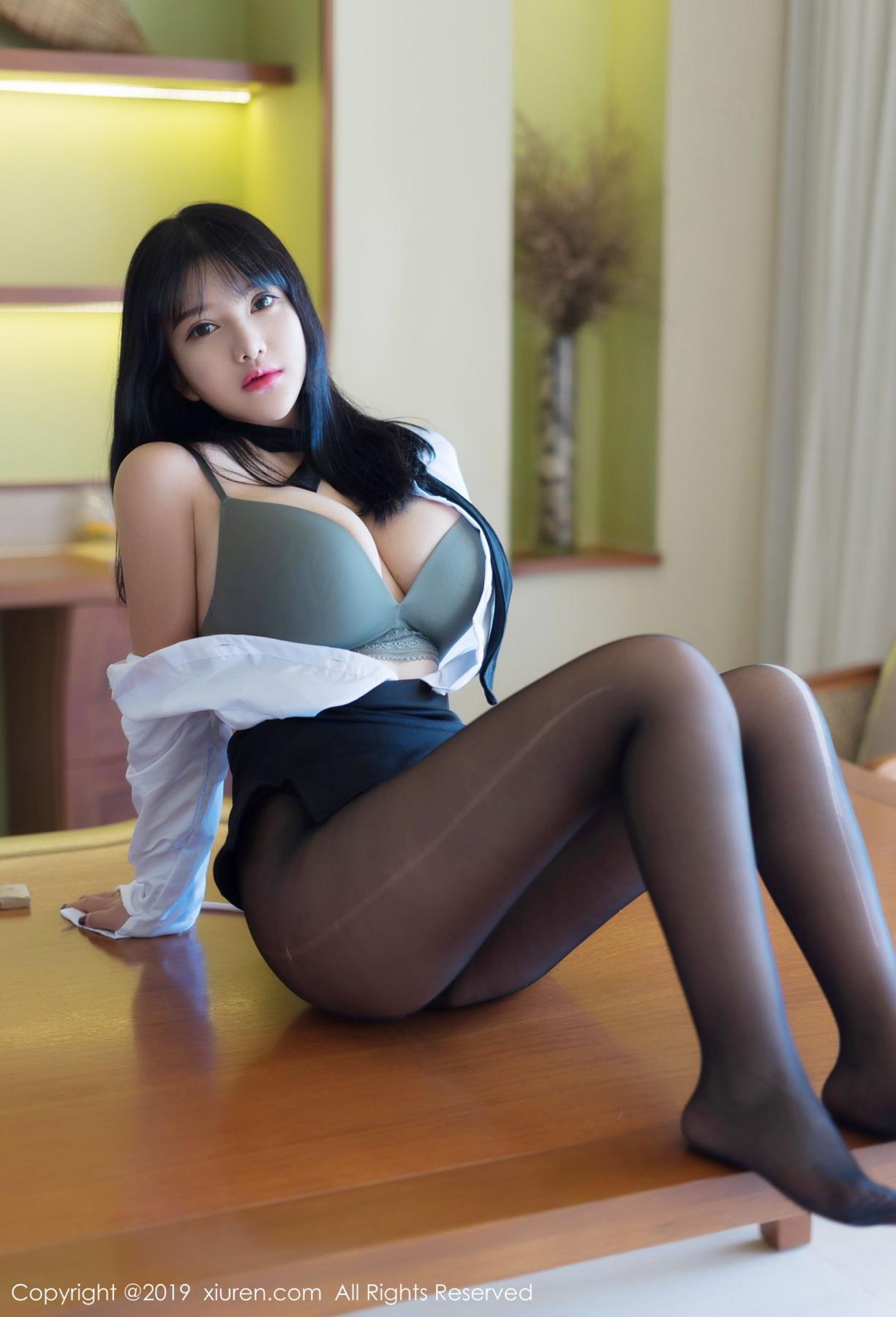 [XiuRen] Vol.1653 Lu Lu Xiao Miao 26P, Lu Lu Xiao Miao, Underwear, Xiuren