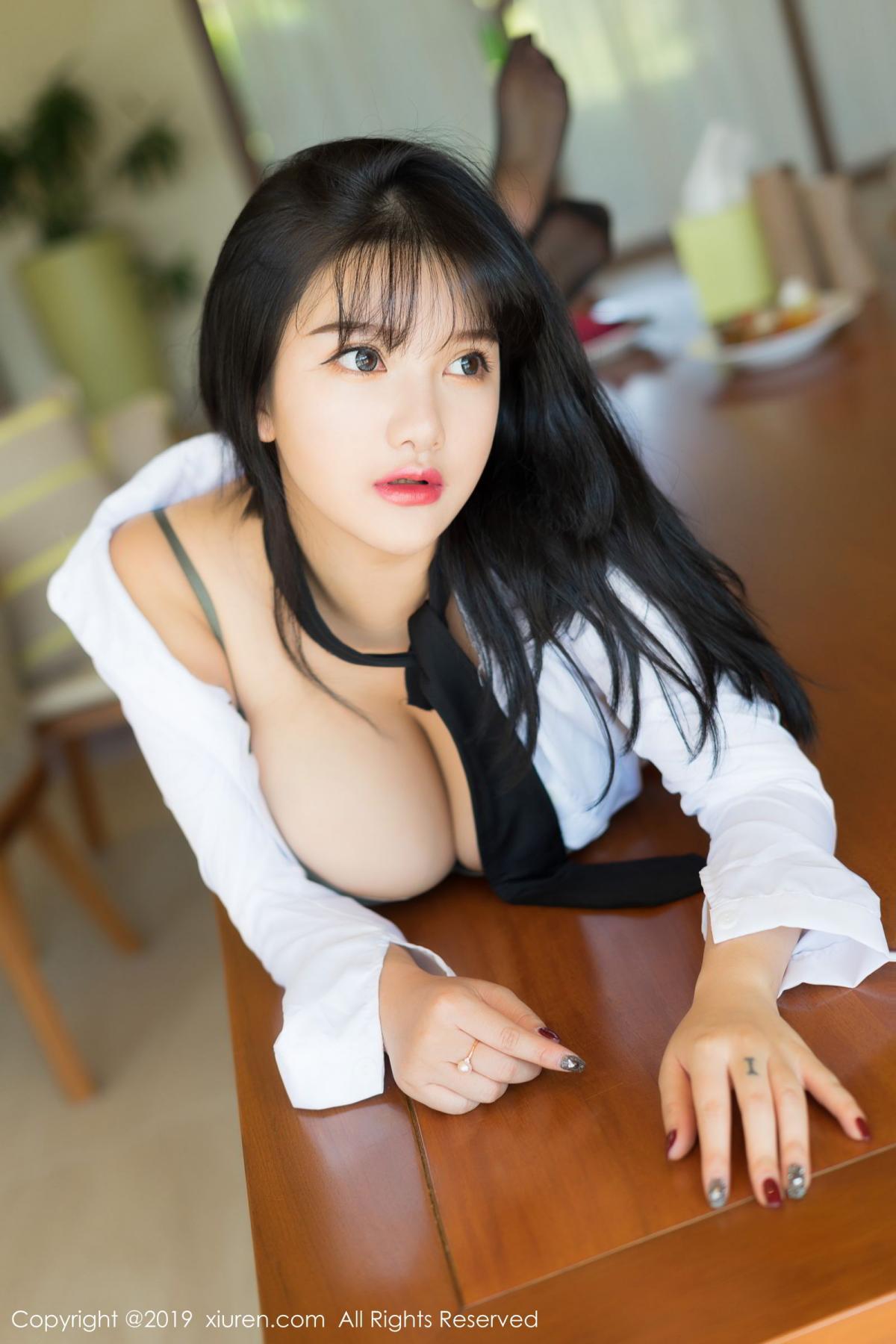 [XiuRen] Vol.1653 Lu Lu Xiao Miao 42P, Lu Lu Xiao Miao, Underwear, Xiuren