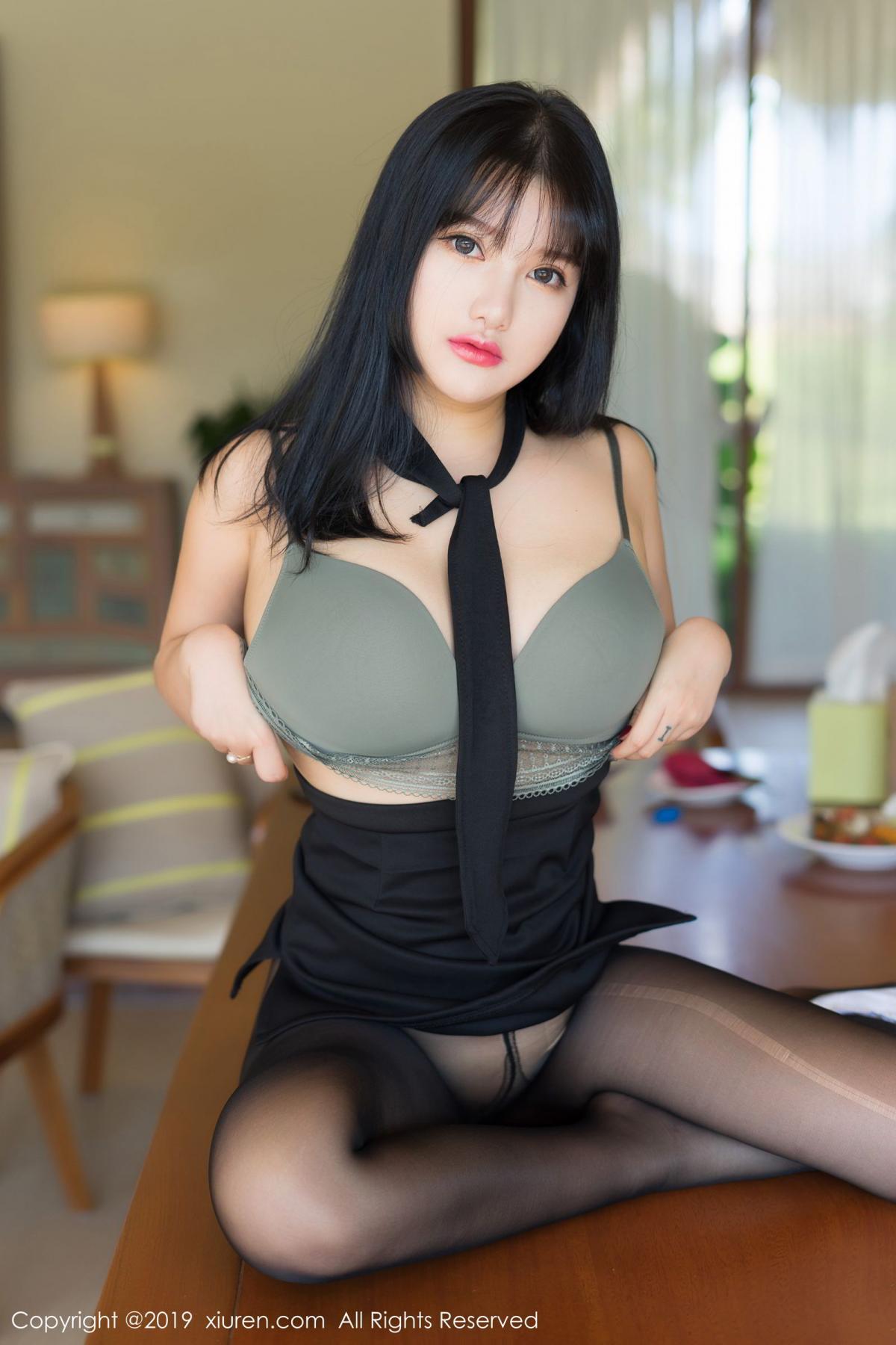 [XiuRen] Vol.1653 Lu Lu Xiao Miao 43P, Lu Lu Xiao Miao, Underwear, Xiuren