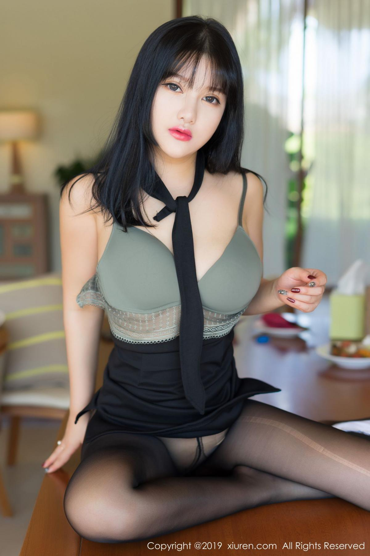 [XiuRen] Vol.1653 Lu Lu Xiao Miao 44P, Lu Lu Xiao Miao, Underwear, Xiuren