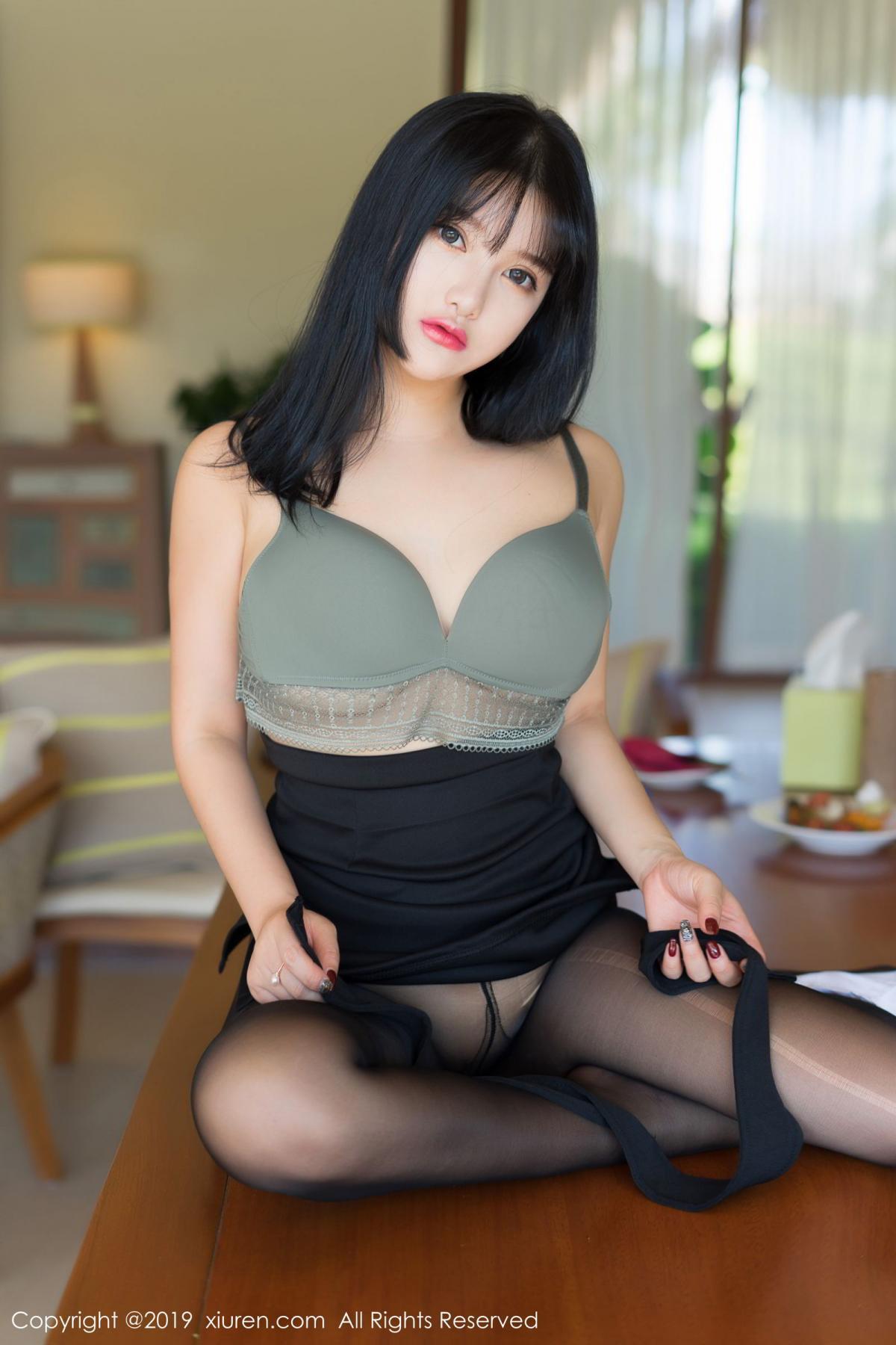 [XiuRen] Vol.1653 Lu Lu Xiao Miao 45P, Lu Lu Xiao Miao, Underwear, Xiuren