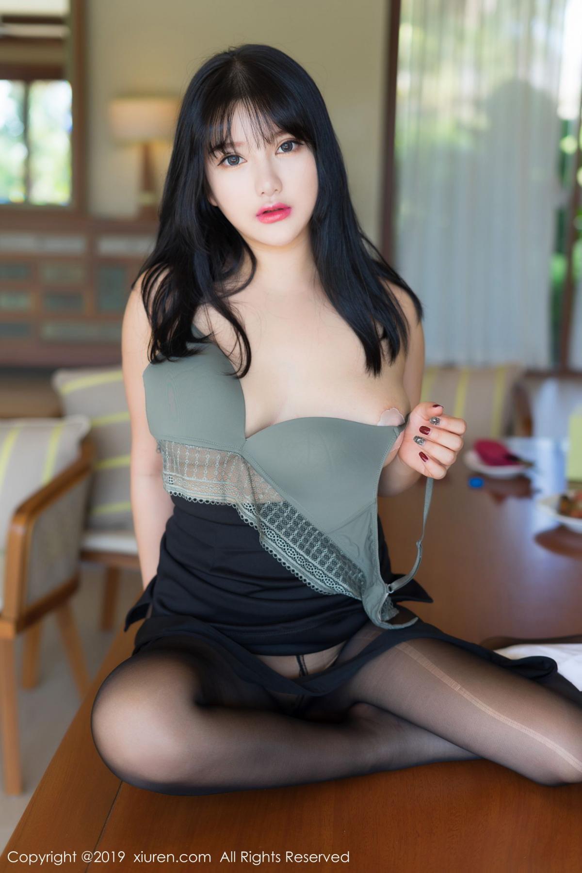[XiuRen] Vol.1653 Lu Lu Xiao Miao 48P, Lu Lu Xiao Miao, Underwear, Xiuren