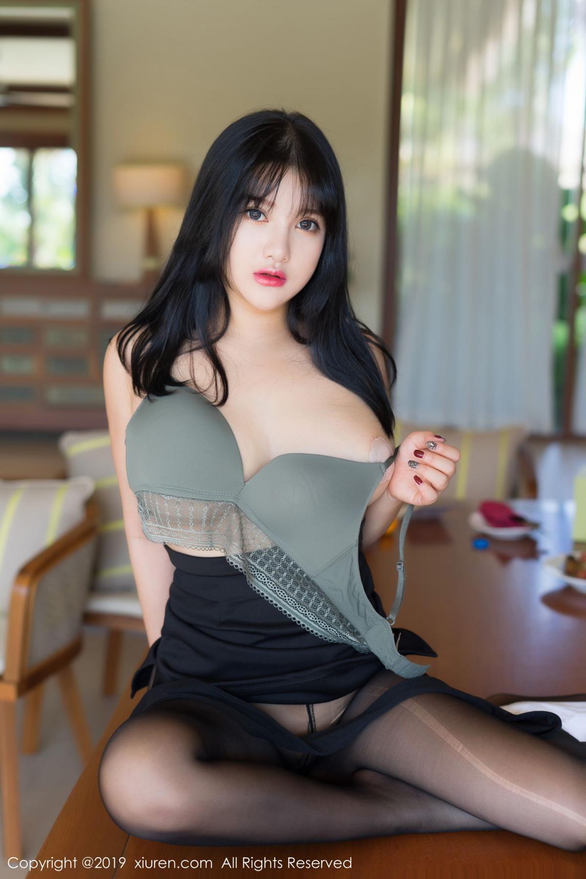 [XiuRen] Vol.1653 Lu Lu Xiao Miao 49P, Lu Lu Xiao Miao, Underwear, Xiuren