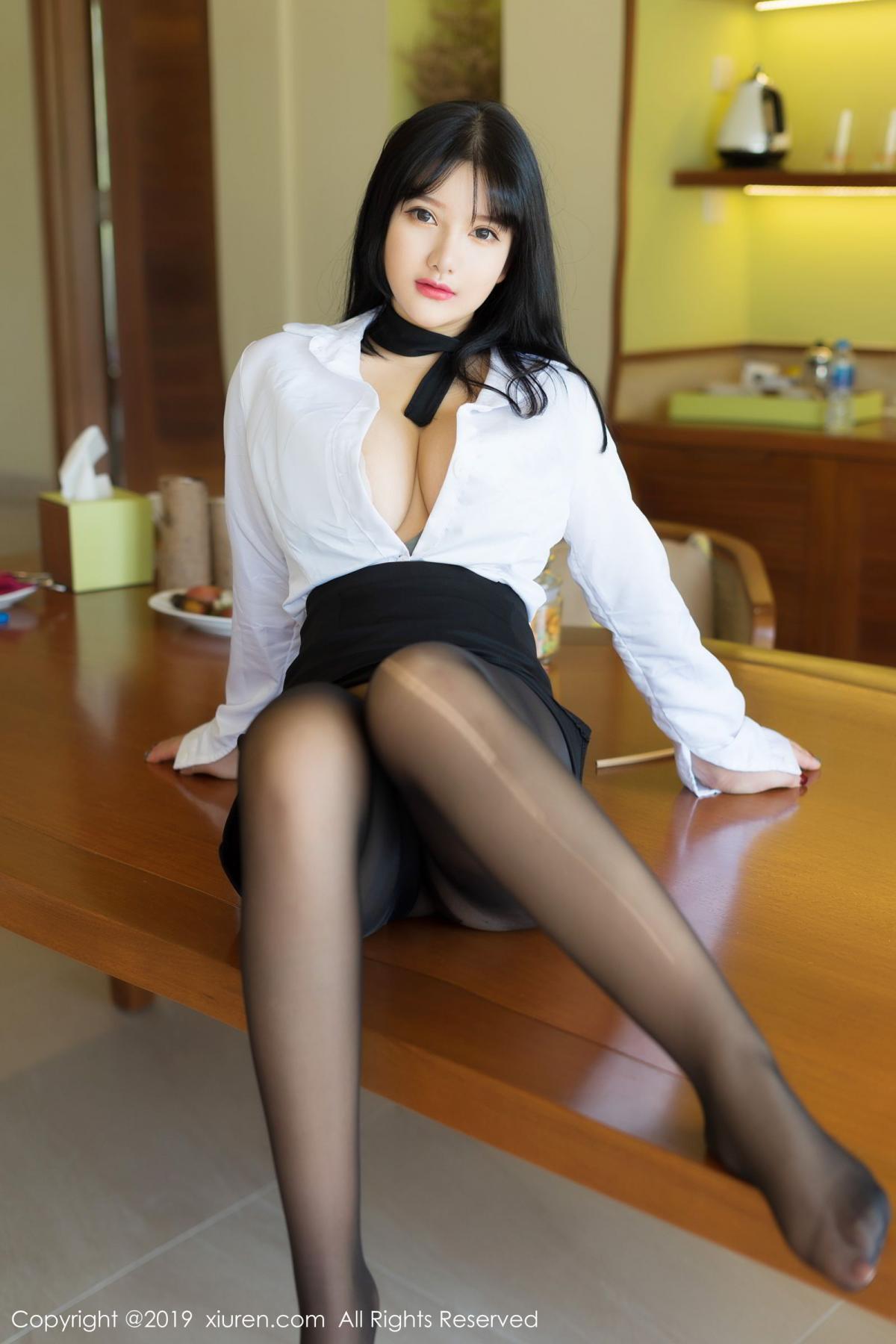 [XiuRen] Vol.1653 Lu Lu Xiao Miao 4P, Lu Lu Xiao Miao, Underwear, Xiuren