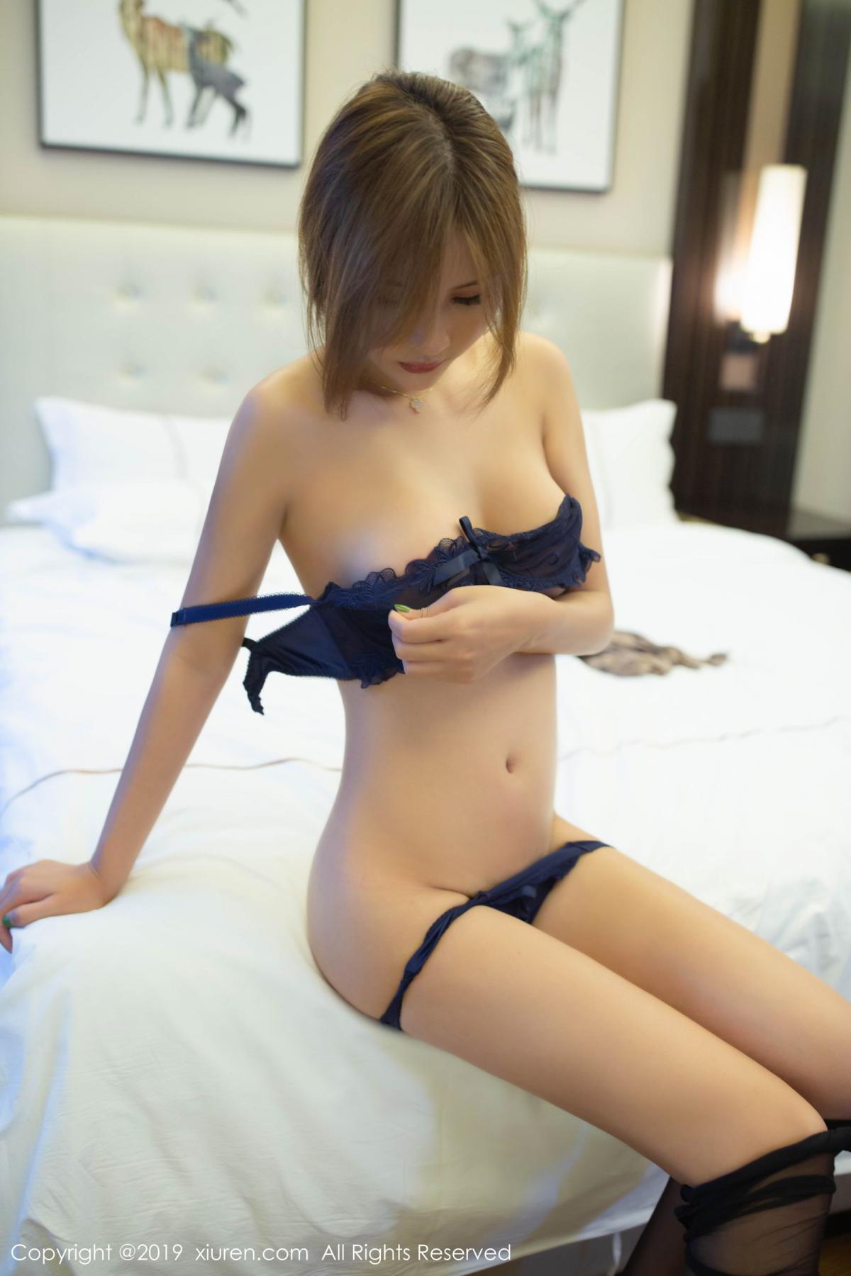 [XiuRen] Vol.1655 Solo Yi Fei 48P, Black Silk, Solo Yi Fei, Tall, Xiuren