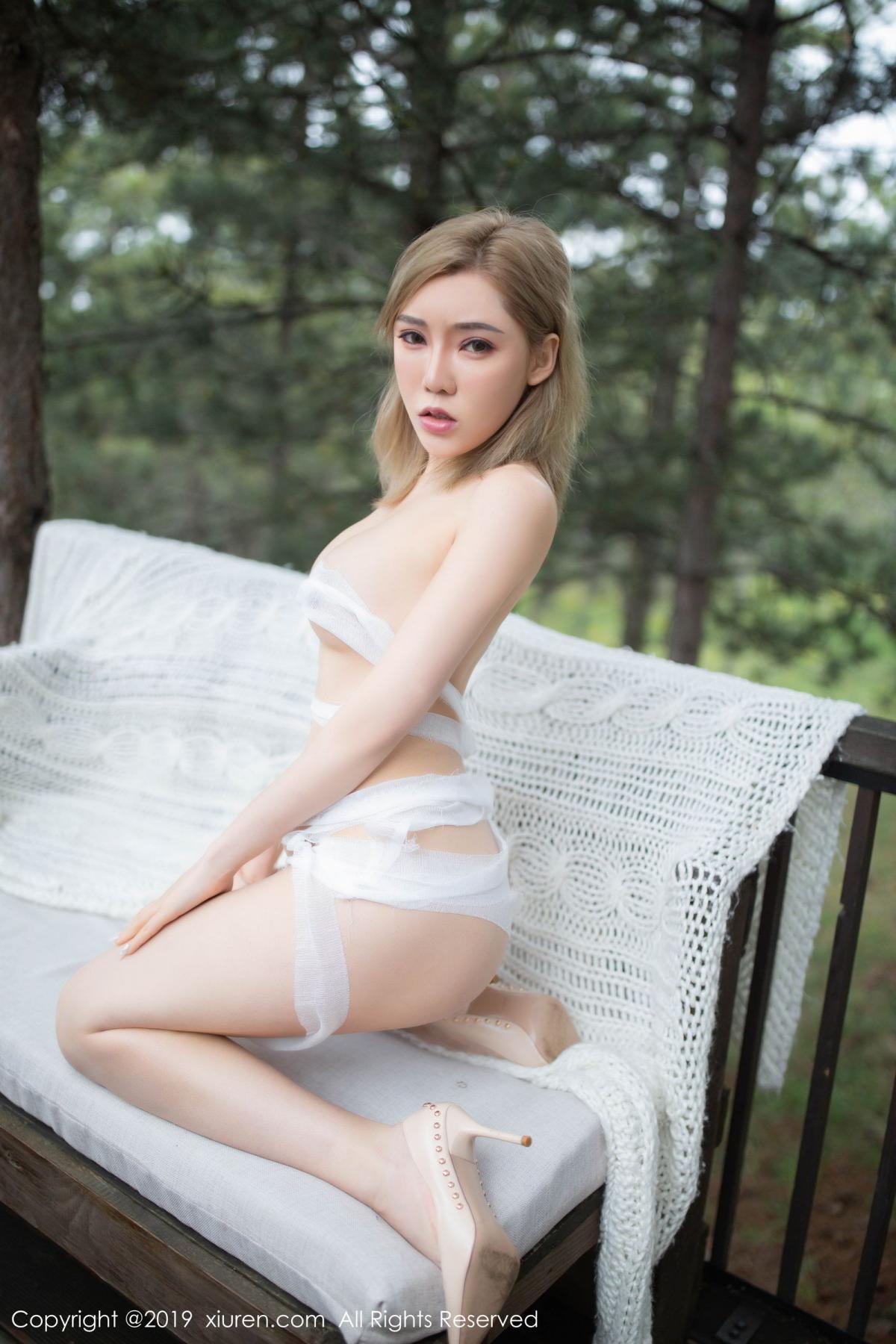 [XiuRen] Vol.1659 Meng Han Yao 18P, Adult, Meng Han Yao, Outdoor, Xiuren
