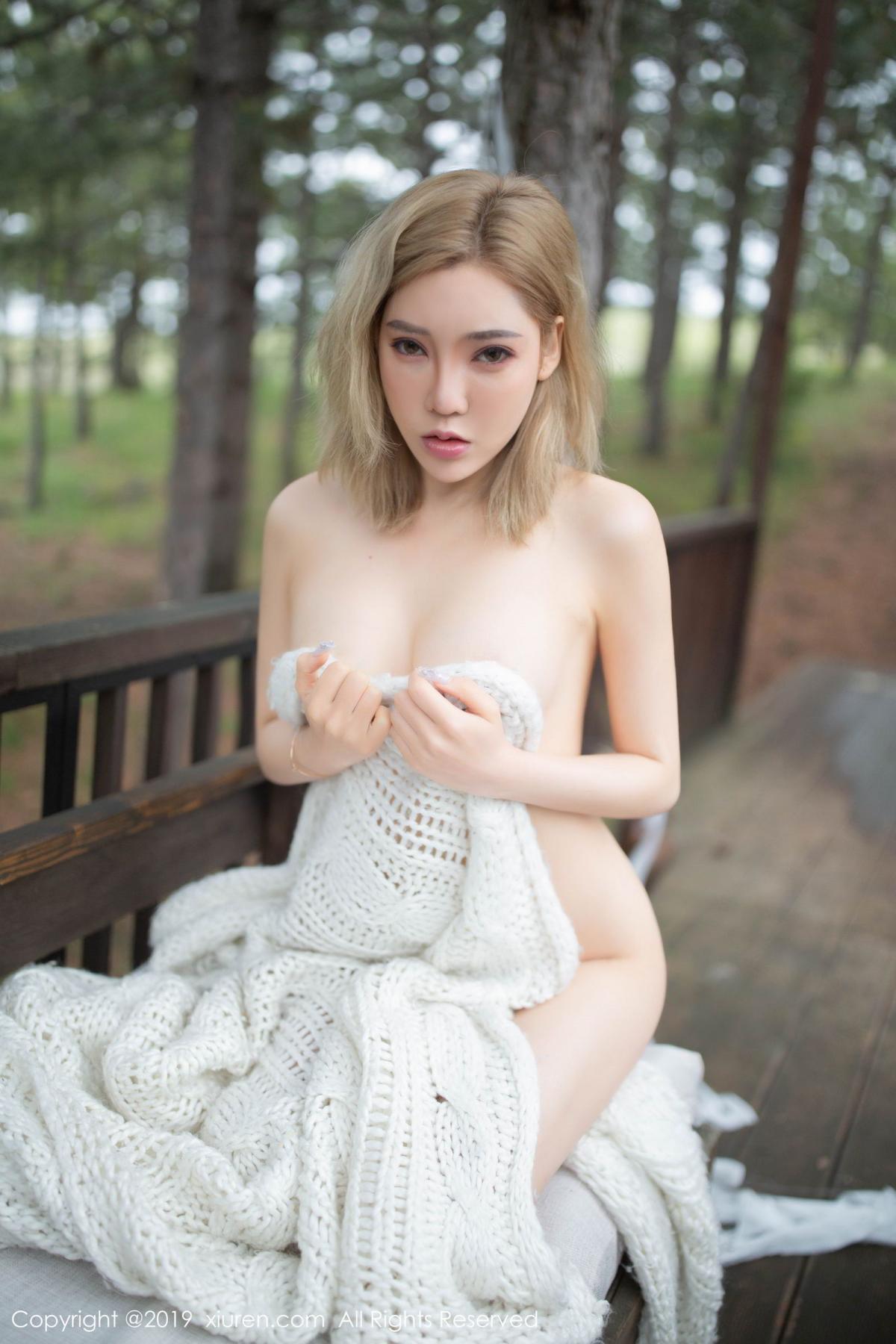 [XiuRen] Vol.1659 Meng Han Yao 20P, Adult, Meng Han Yao, Outdoor, Xiuren
