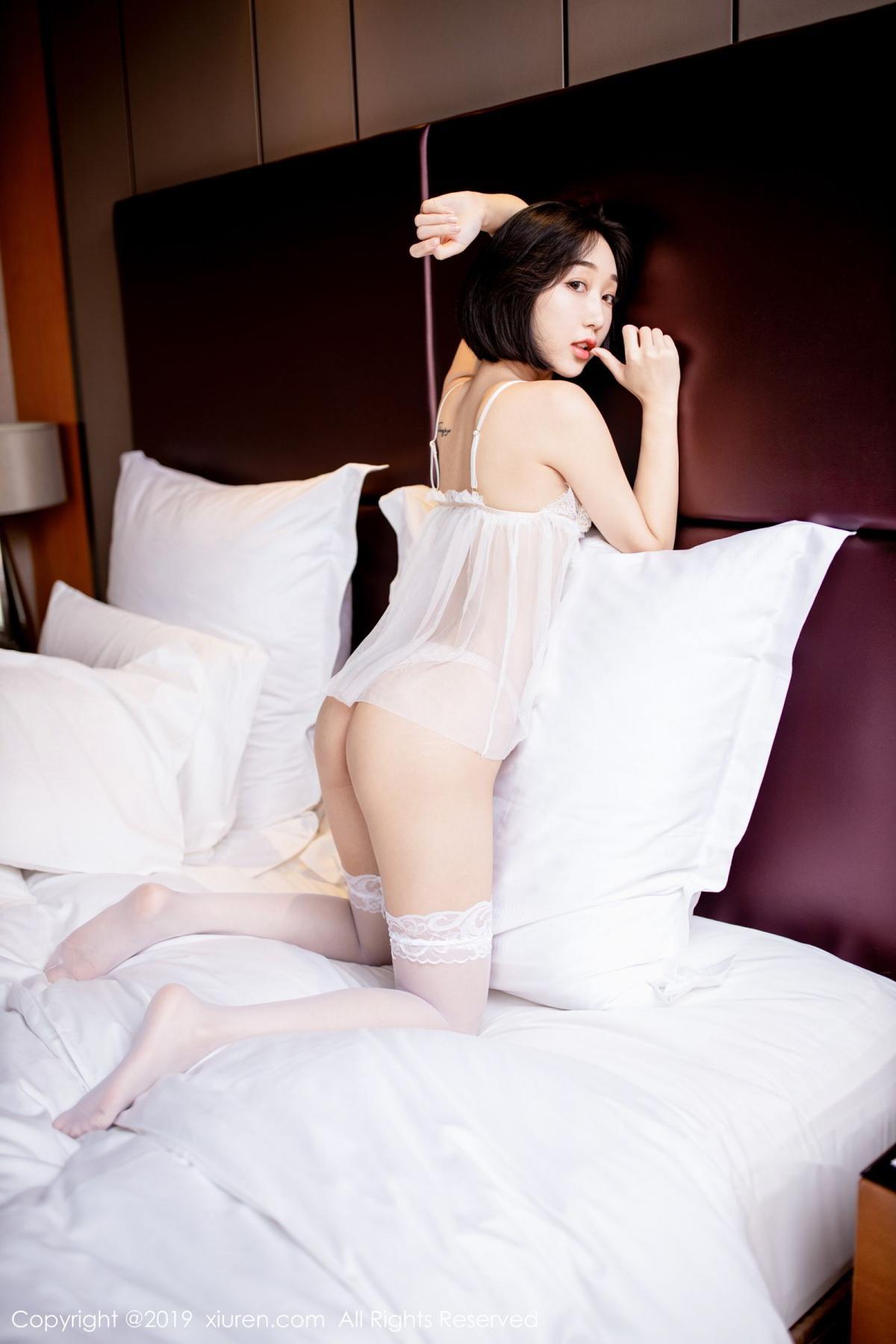 [XiuRen] Vol.1665 Xiao Jiu Yue 38P, Underwear, Wet, Xiao Jiu Yue, Xiuren