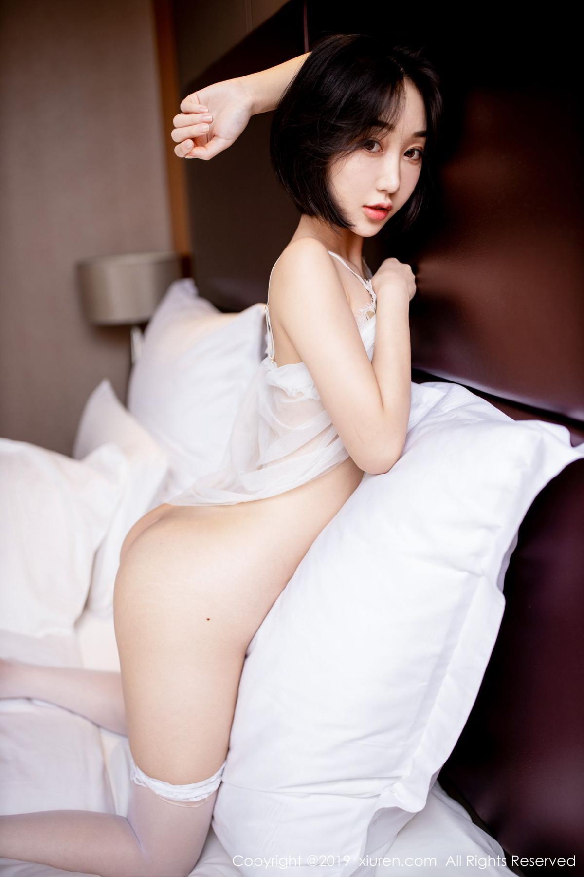 [XiuRen] Vol.1665 Xiao Jiu Yue 39P, Underwear, Wet, Xiao Jiu Yue, Xiuren