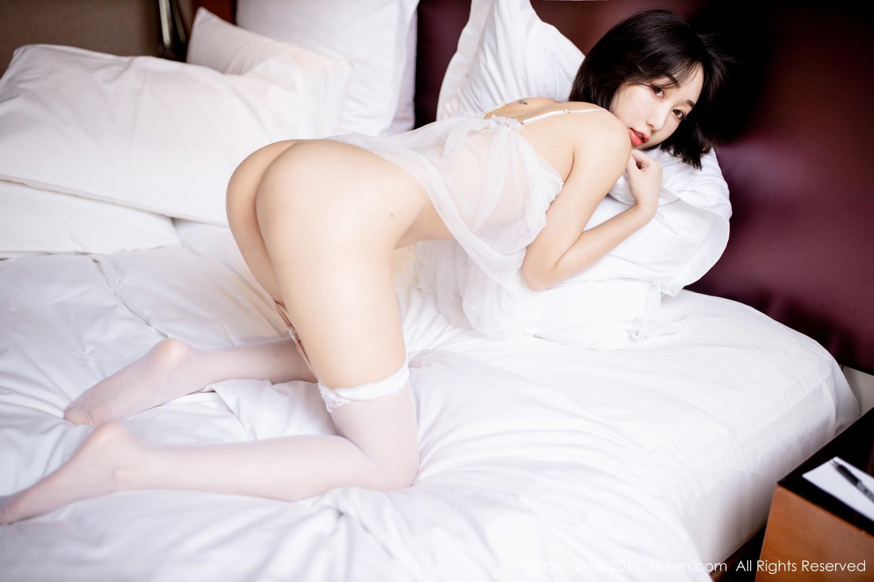 [XiuRen] Vol.1665 Xiao Jiu Yue 40P, Underwear, Wet, Xiao Jiu Yue, Xiuren