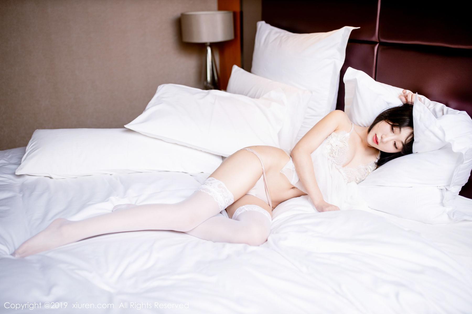 [XiuRen] Vol.1665 Xiao Jiu Yue 43P, Underwear, Wet, Xiao Jiu Yue, Xiuren