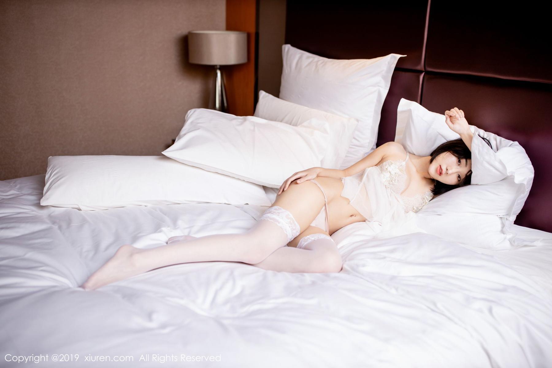 [XiuRen] Vol.1665 Xiao Jiu Yue 44P, Underwear, Wet, Xiao Jiu Yue, Xiuren