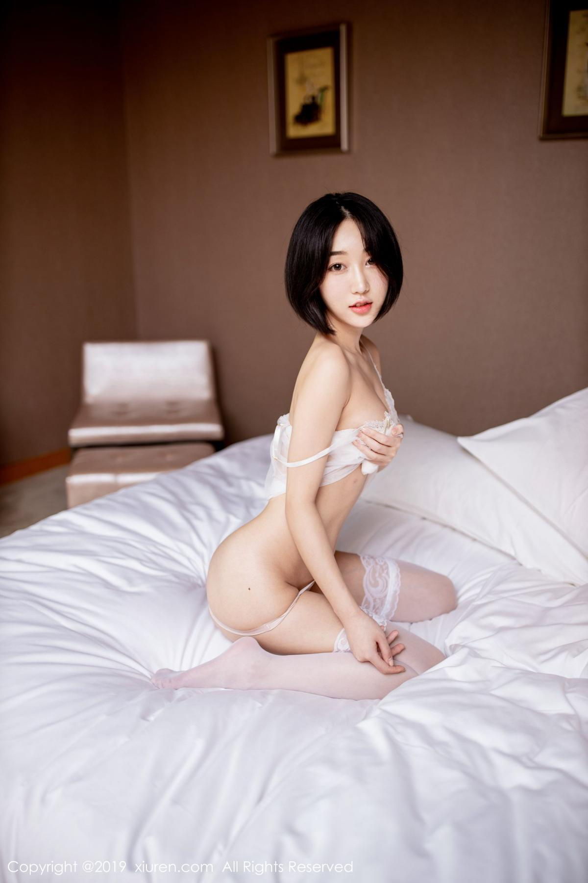 [XiuRen] Vol.1665 Xiao Jiu Yue 47P, Underwear, Wet, Xiao Jiu Yue, Xiuren