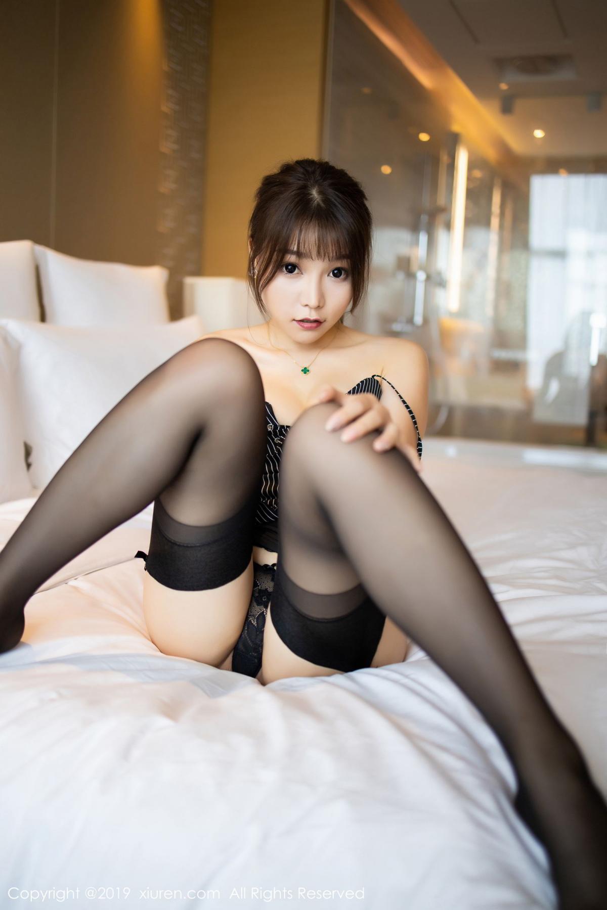 [XiuRen] Vol.1669 Chen Zhi 55P, Black Silk, Chen Zhi, Tall, Xiuren