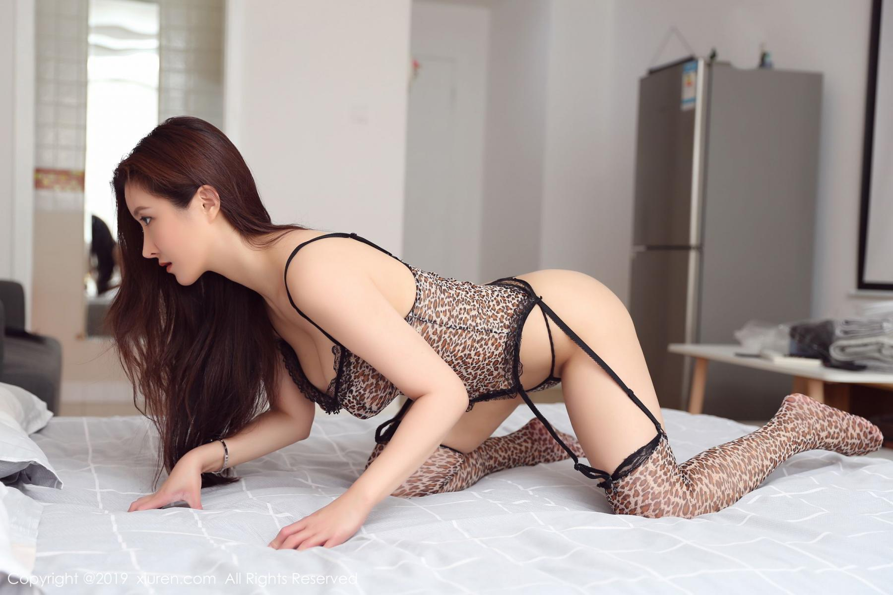 [XiuRen] Vol.1672 Jennanni Jen 17P, Jennanni Jen, Underwear, Xiuren