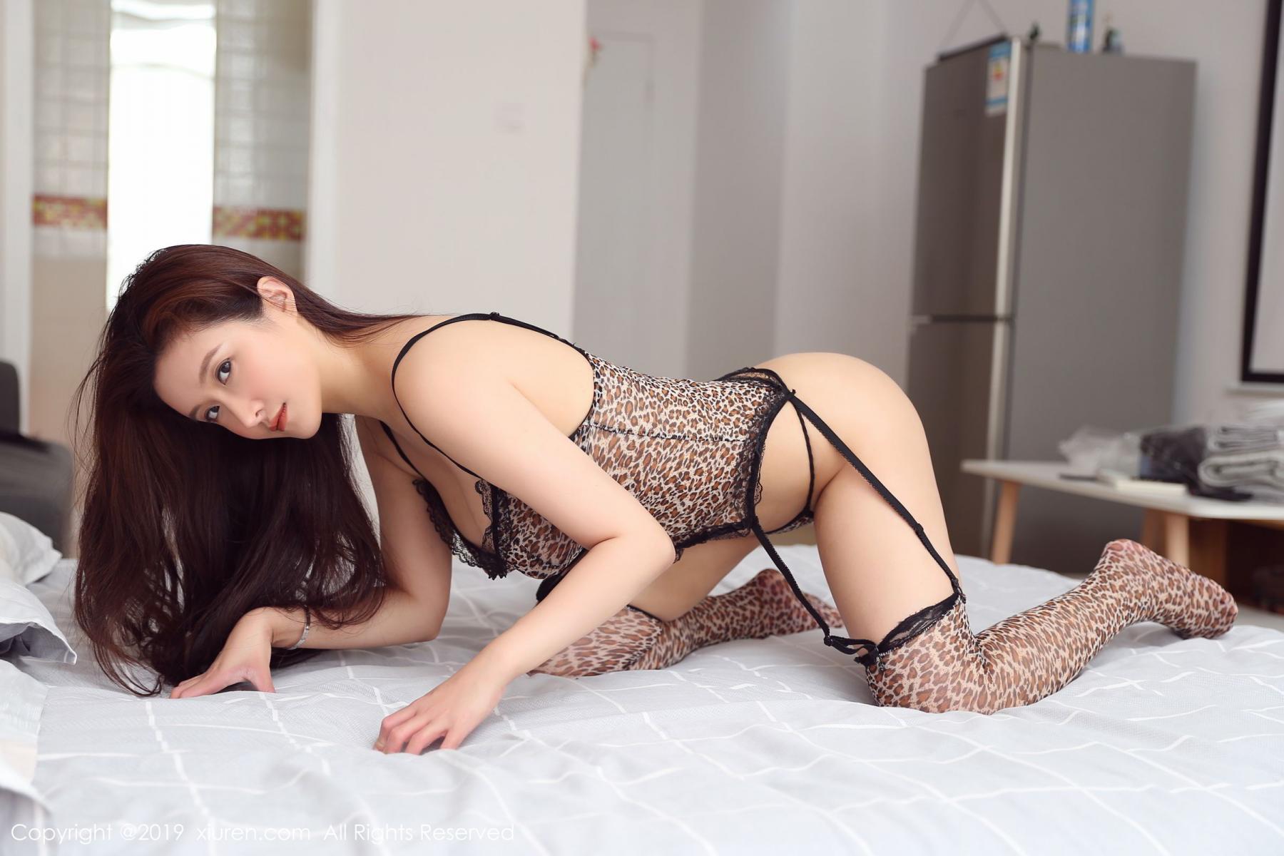 [XiuRen] Vol.1672 Jennanni Jen 2P, Jennanni Jen, Underwear, Xiuren