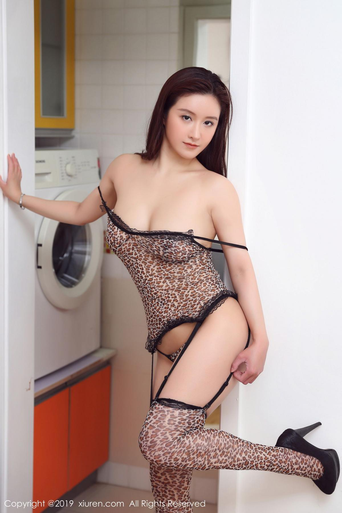 [XiuRen] Vol.1672 Jennanni Jen 7P, Jennanni Jen, Underwear, Xiuren