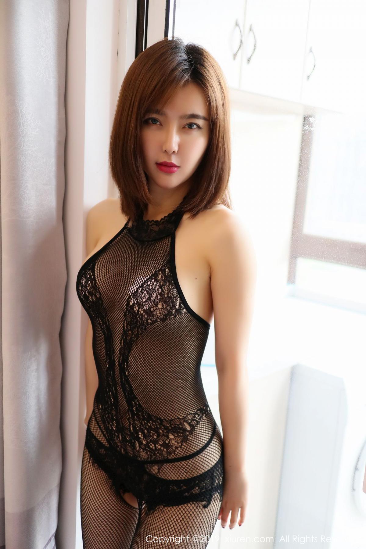 [XiuRen] Vol.1673 Yomi 3P, Tall, Underwear, Xiuren, Yomi