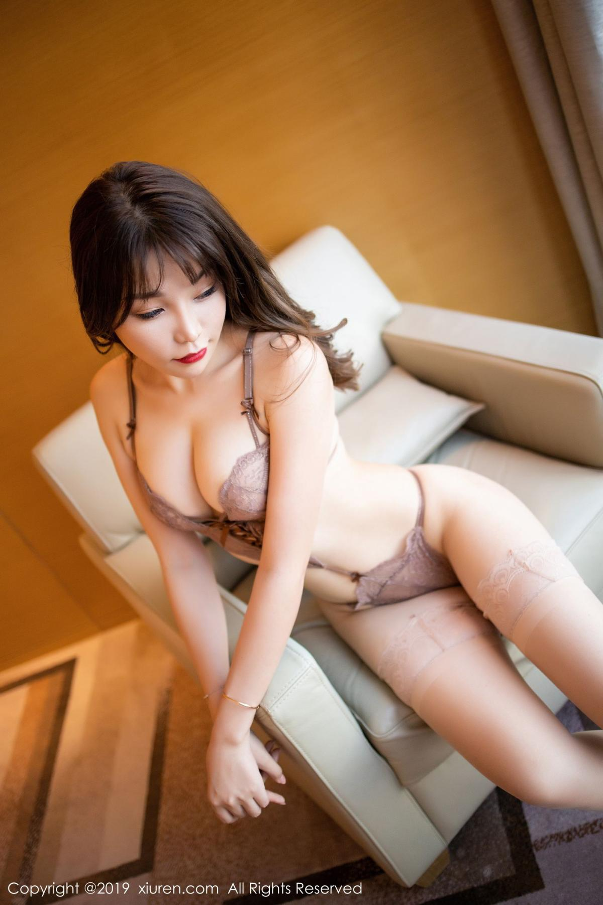 [XiuRen] Vol.1675 Chen Zhi 34P, Chen Zhi, Cheongsam, Tall, Underwear, Xiuren