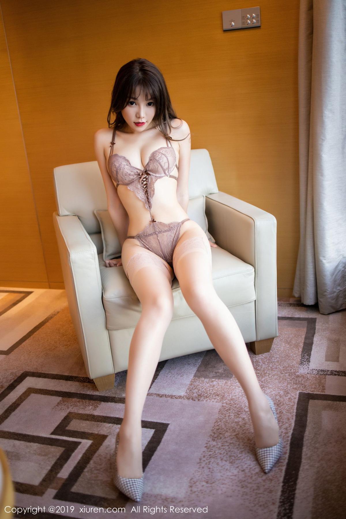 [XiuRen] Vol.1675 Chen Zhi 36P, Chen Zhi, Cheongsam, Tall, Underwear, Xiuren